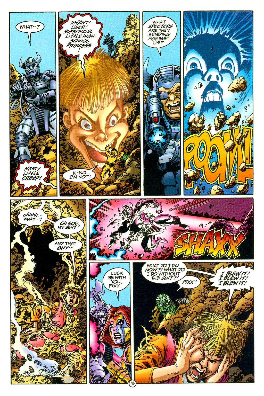 Read online UltraForce (1994) comic -  Issue #5 - 14