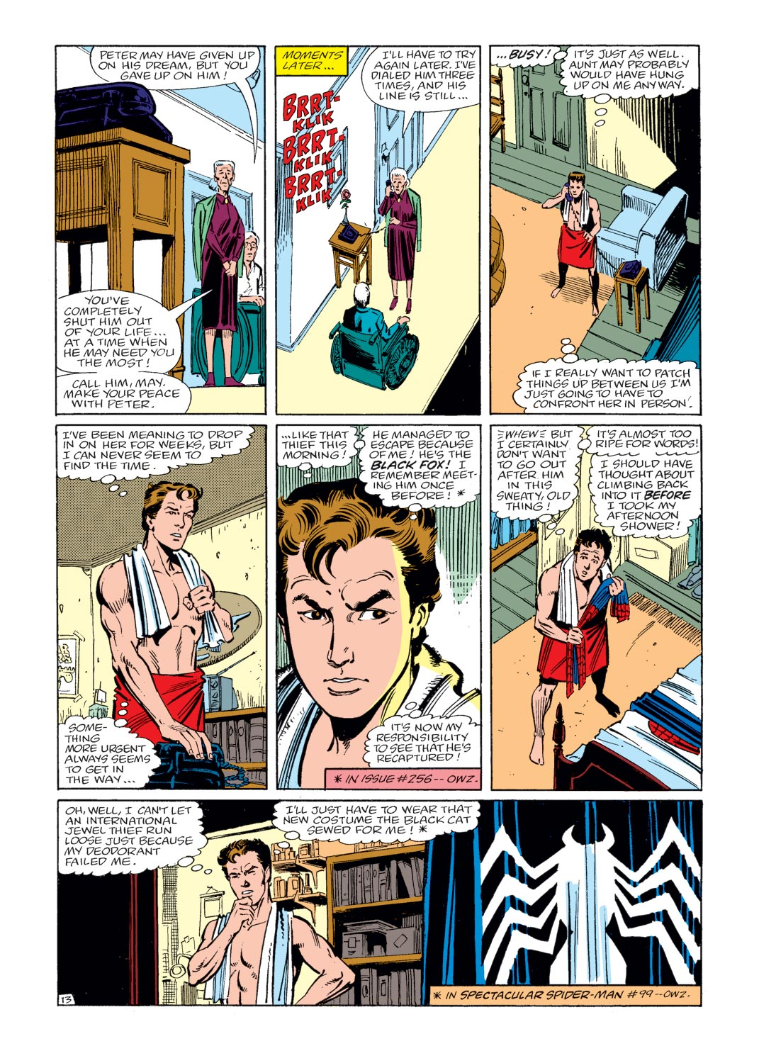 The Amazing Spider-Man (1963) 265 Page 13