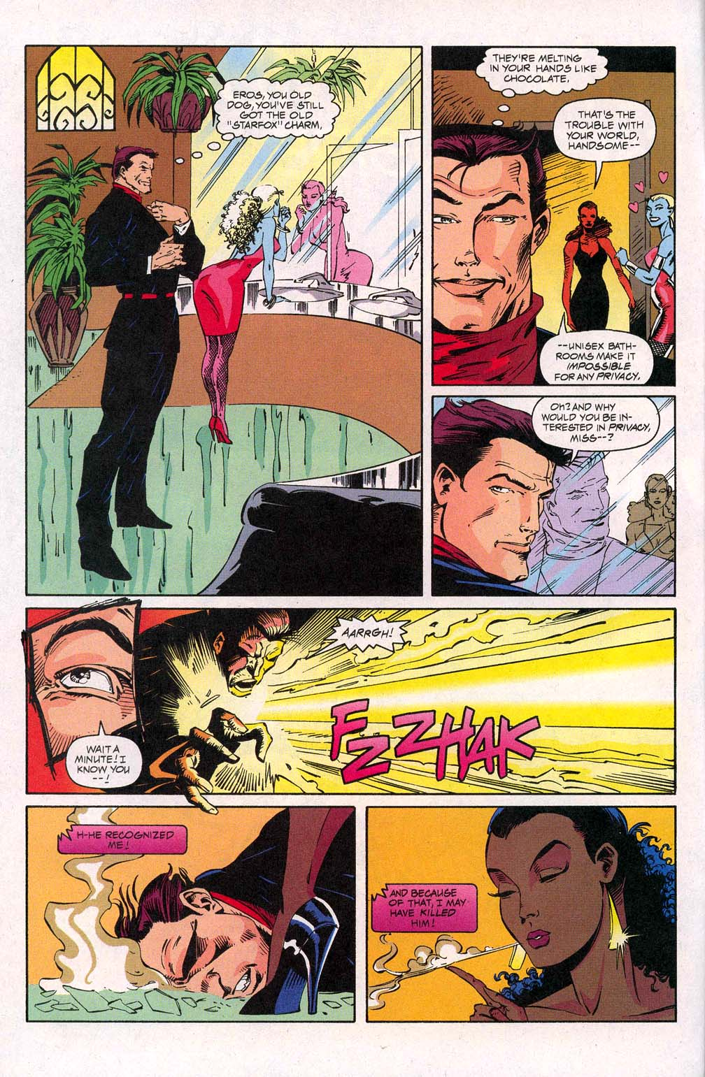 Avengers Unplugged issue 5 - Page 8