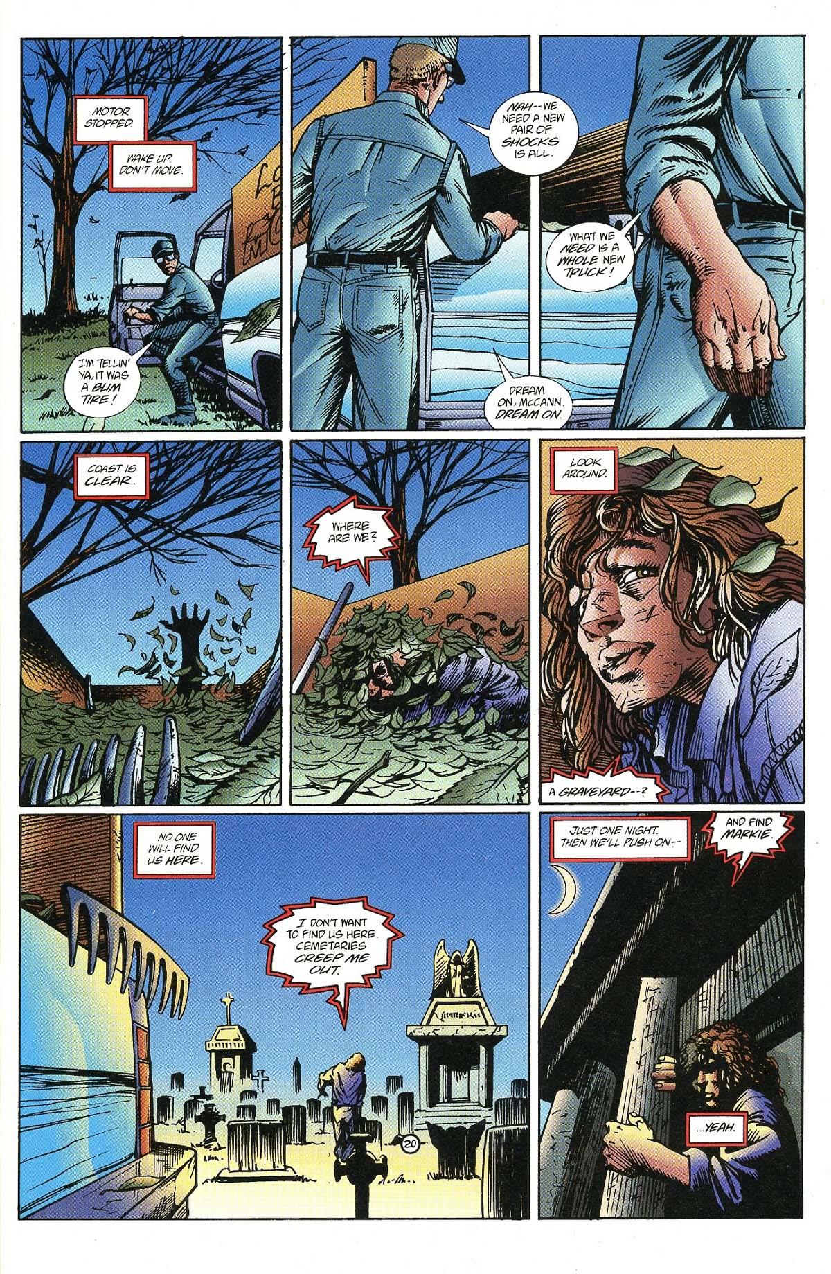 Read online Rune (1994) comic -  Issue #8 - 24