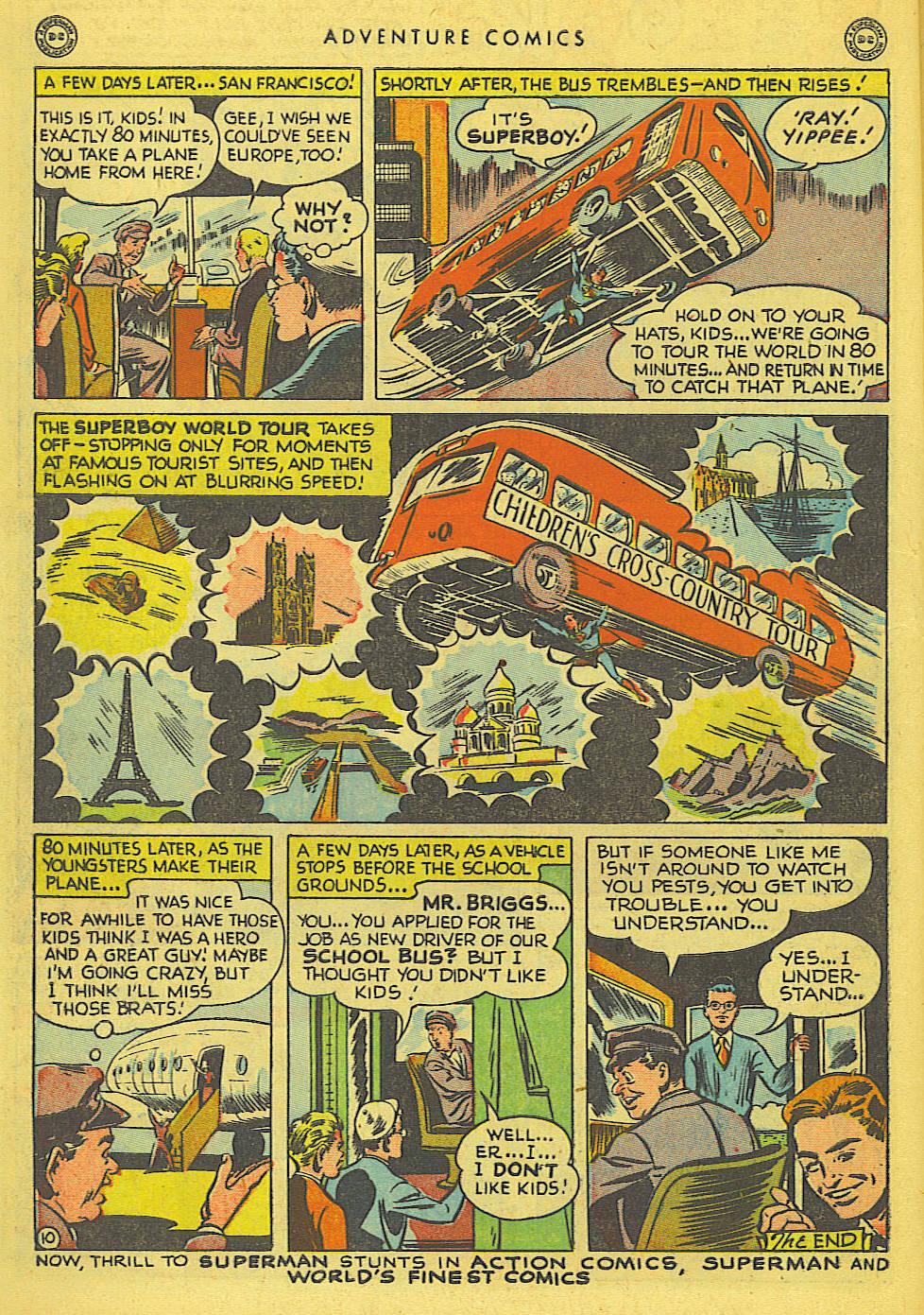 Read online Adventure Comics (1938) comic -  Issue #138 - 12