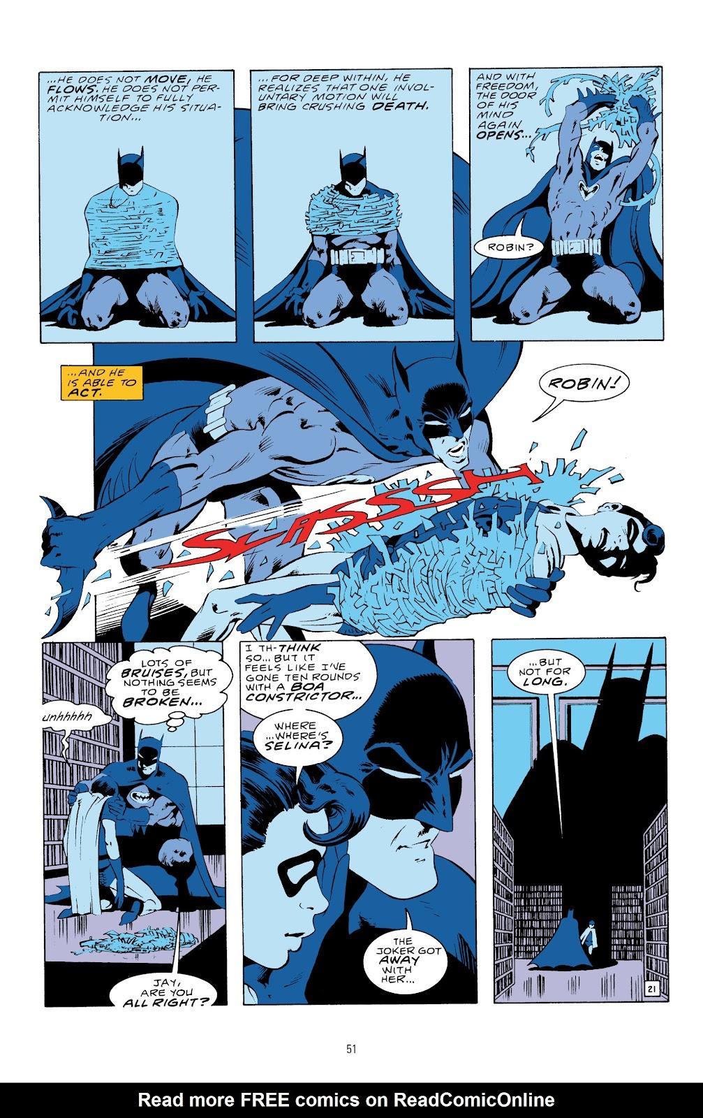 Read online Detective Comics (1937) comic -  Issue # _TPB Batman - The Dark Knight Detective 1 (Part 1) - 51