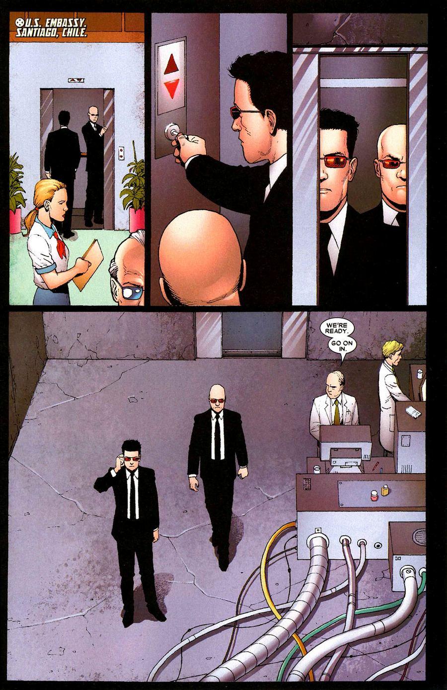 Read online Wolverine: Origins comic -  Issue #1 - 23