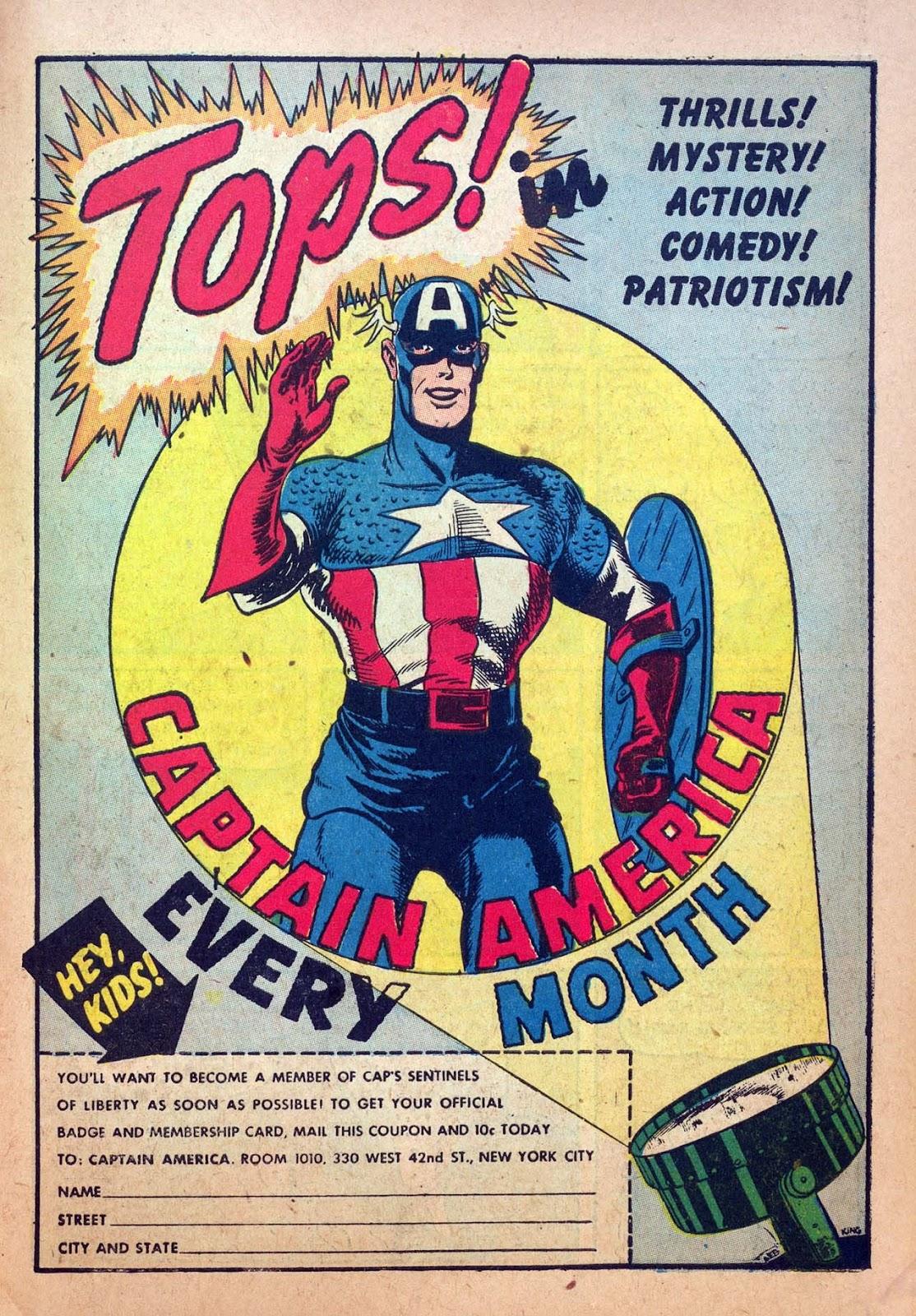 Read online Joker Comics comic -  Issue #5 - 53