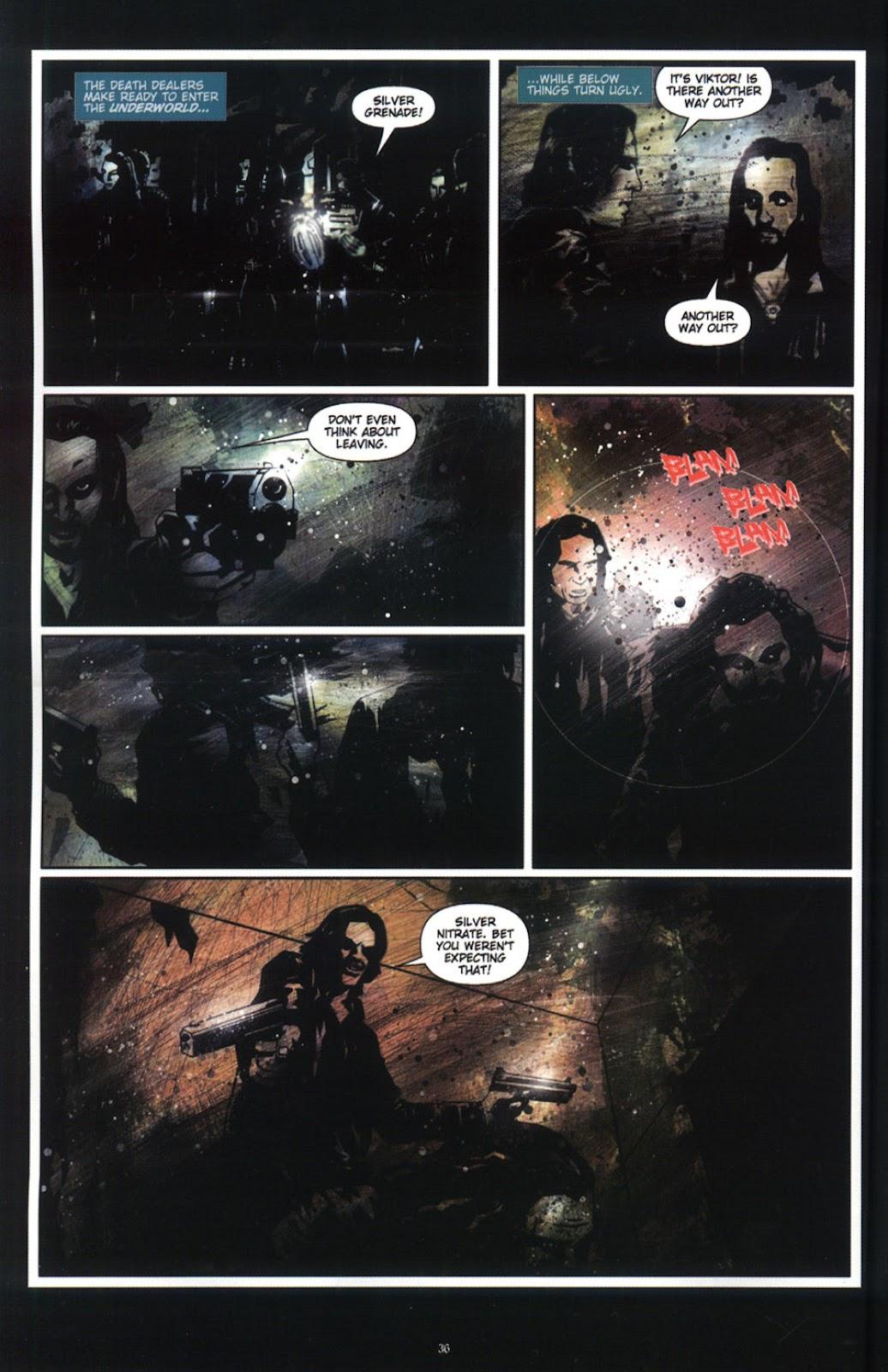 Read online Underworld (2003) comic -  Issue # Full - 37