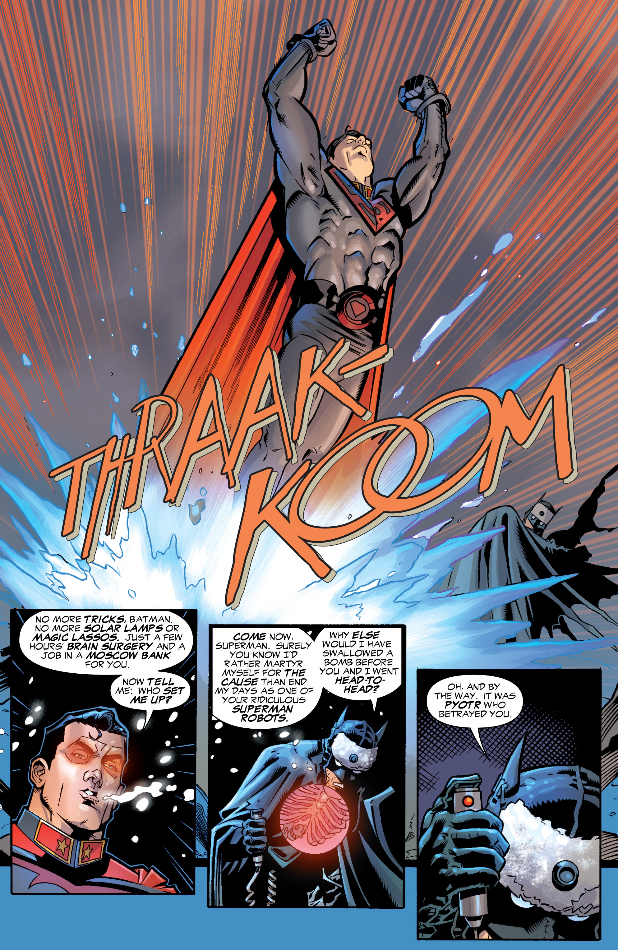 Superman Red Son 2 Read Superman Red Son Issue 2 Page 43