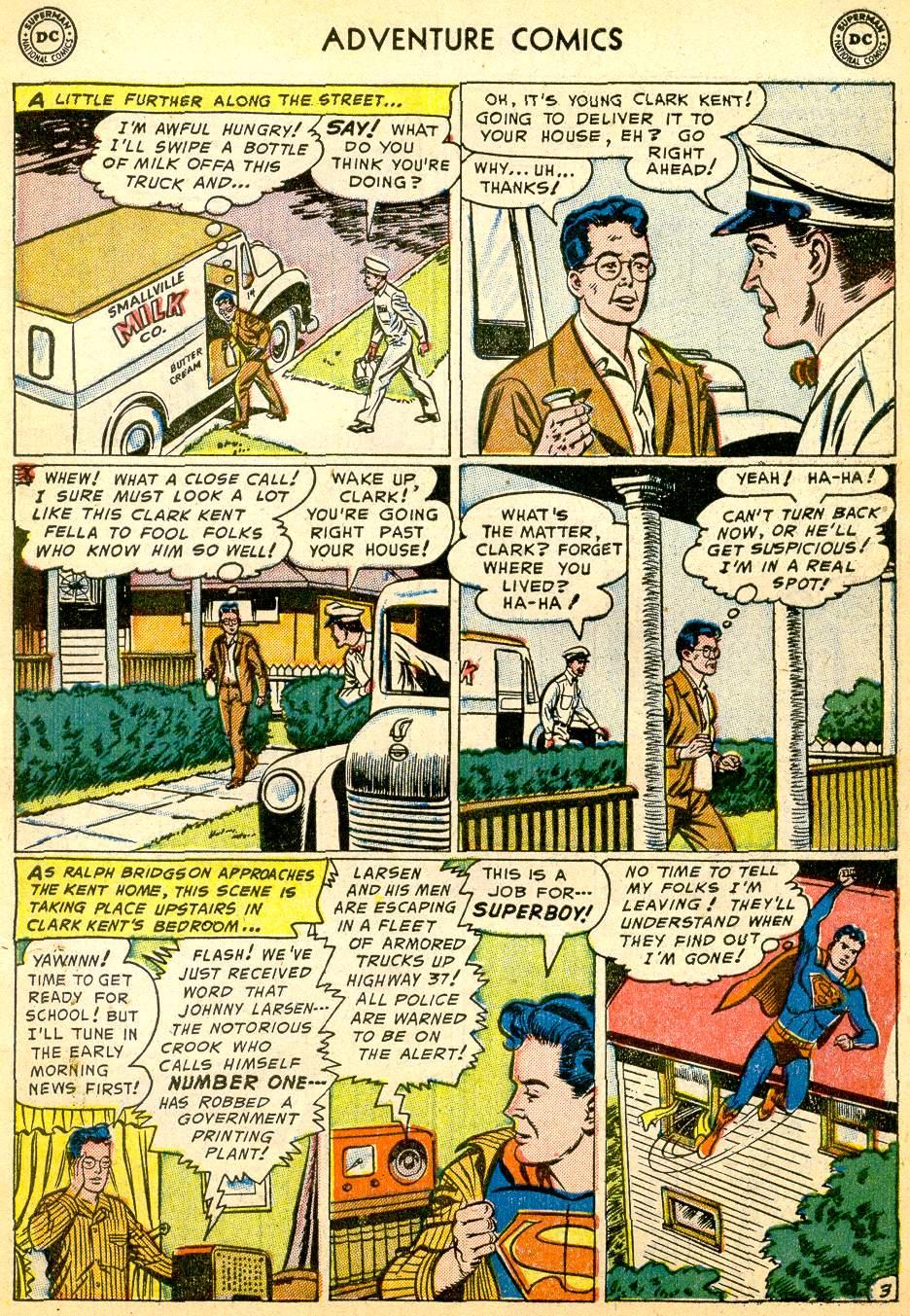 Read online Adventure Comics (1938) comic -  Issue #191 - 5