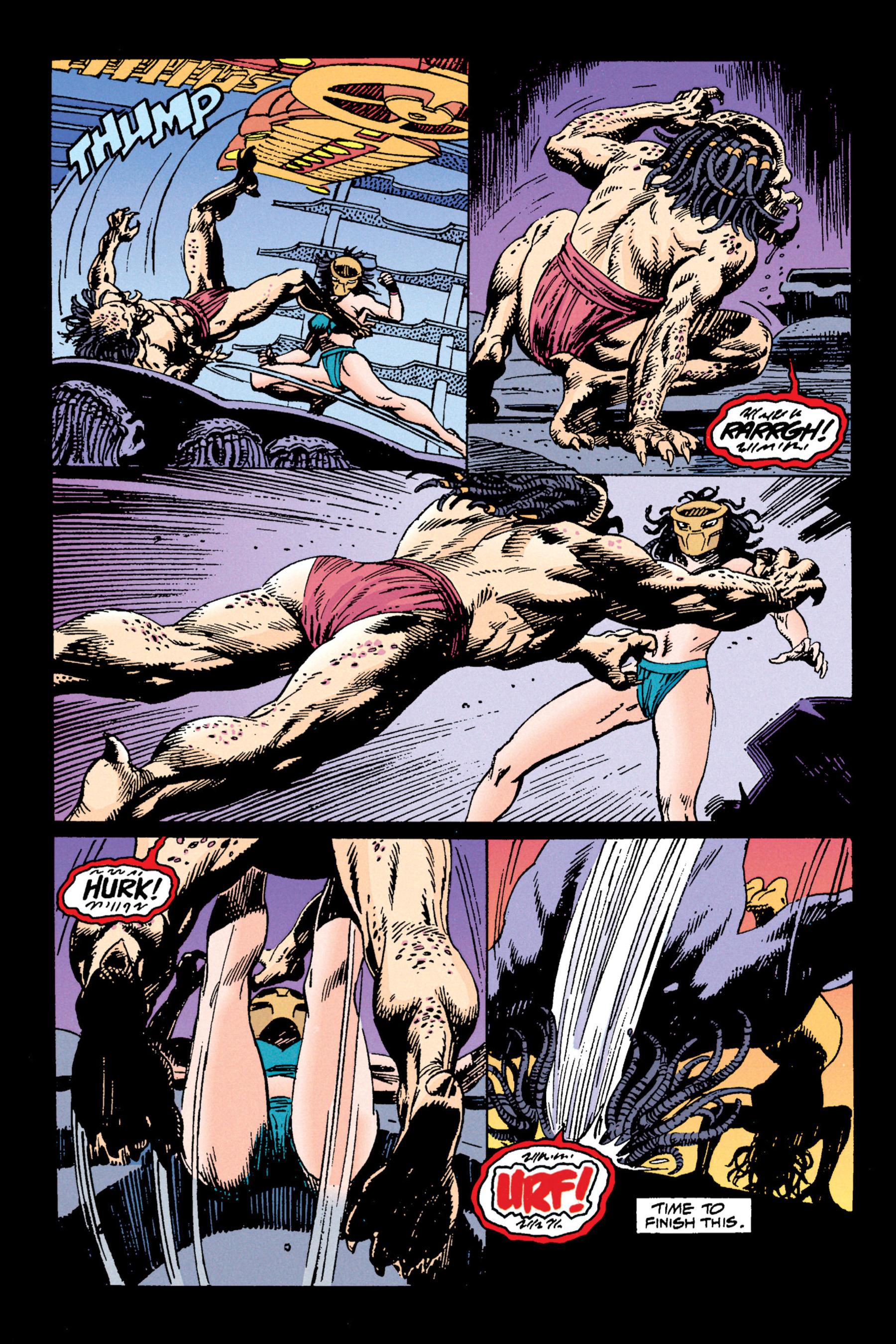 Read online Aliens vs. Predator Omnibus comic -  Issue # _TPB 1 Part 3 - 57