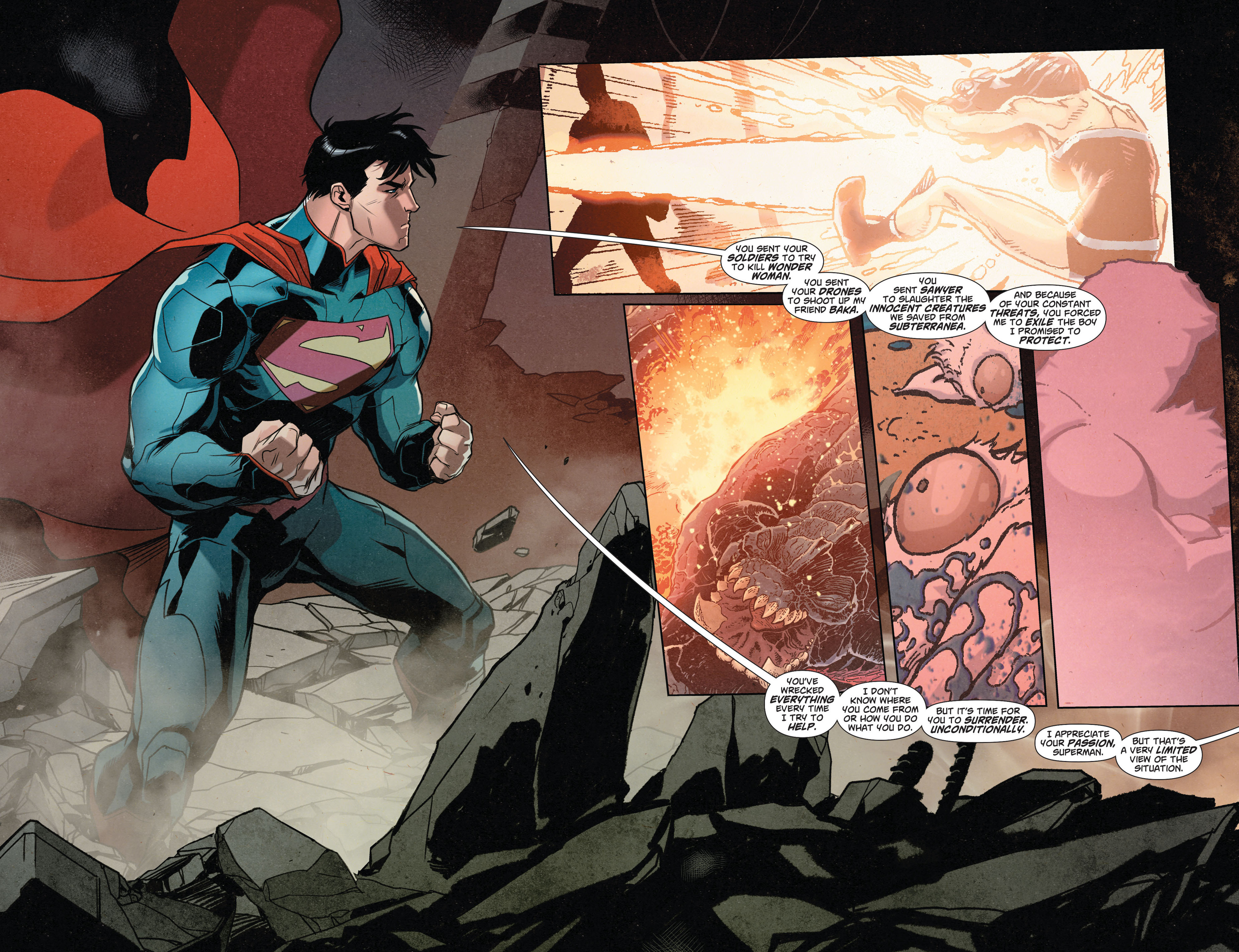 Read online Action Comics (2011) comic -  Issue #30 - 9