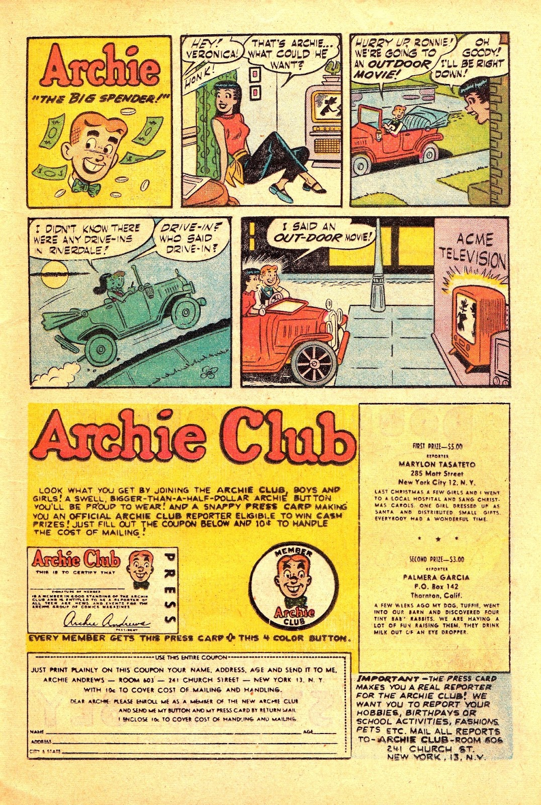 Archie Comics issue 076 - Page 25