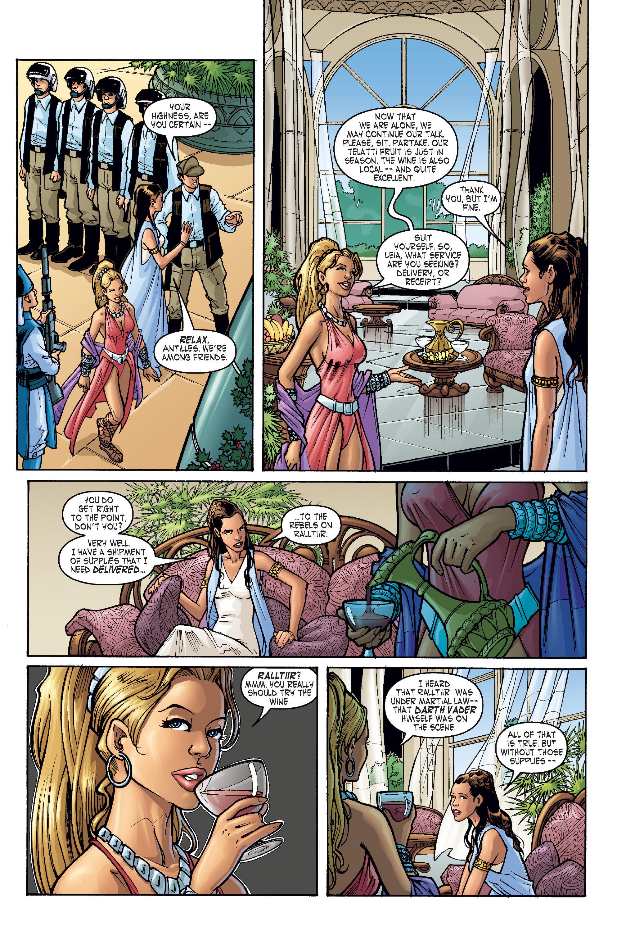 Read online Star Wars Omnibus comic -  Issue # Vol. 17 - 112