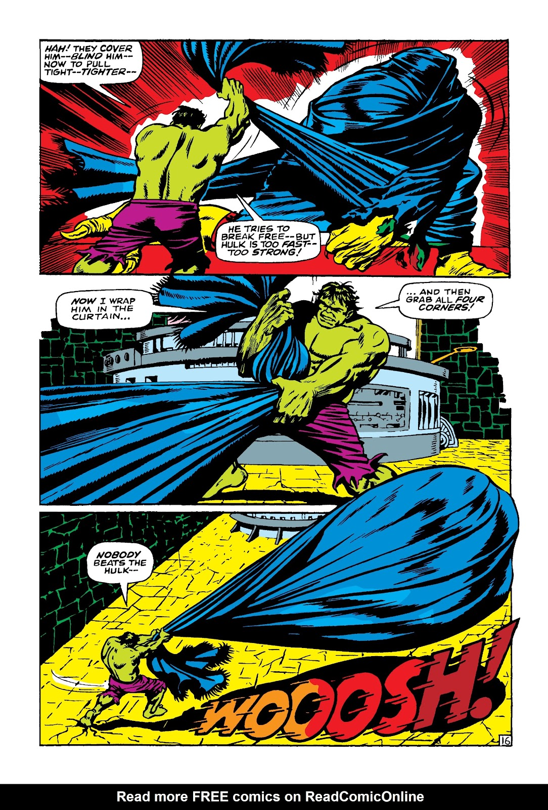 Read online Marvel Masterworks: The Incredible Hulk comic -  Issue # TPB 4 (Part 2) - 7