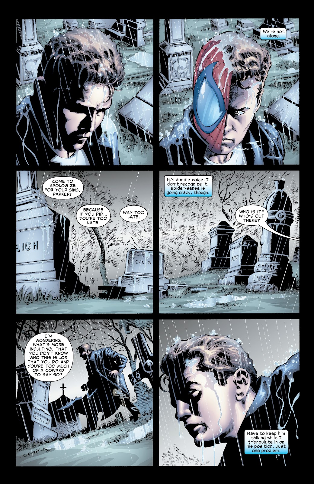 The Amazing Spider-Man by JMS Ultimate Collection issue TPB 3 (Part 2) - Page 56