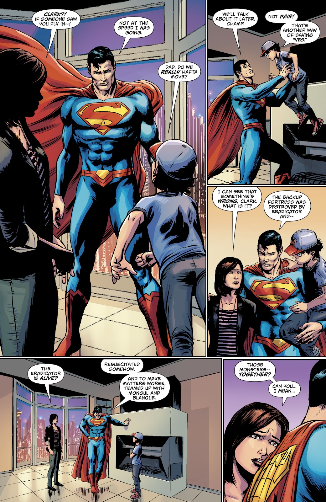 Read online Action Comics (2016) comic -  Issue #980 - 9