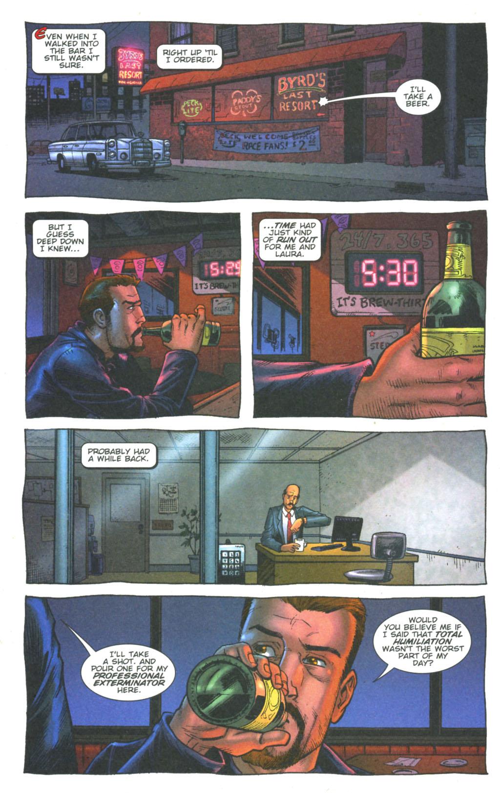 Read online The Exterminators comic -  Issue #6 - 19