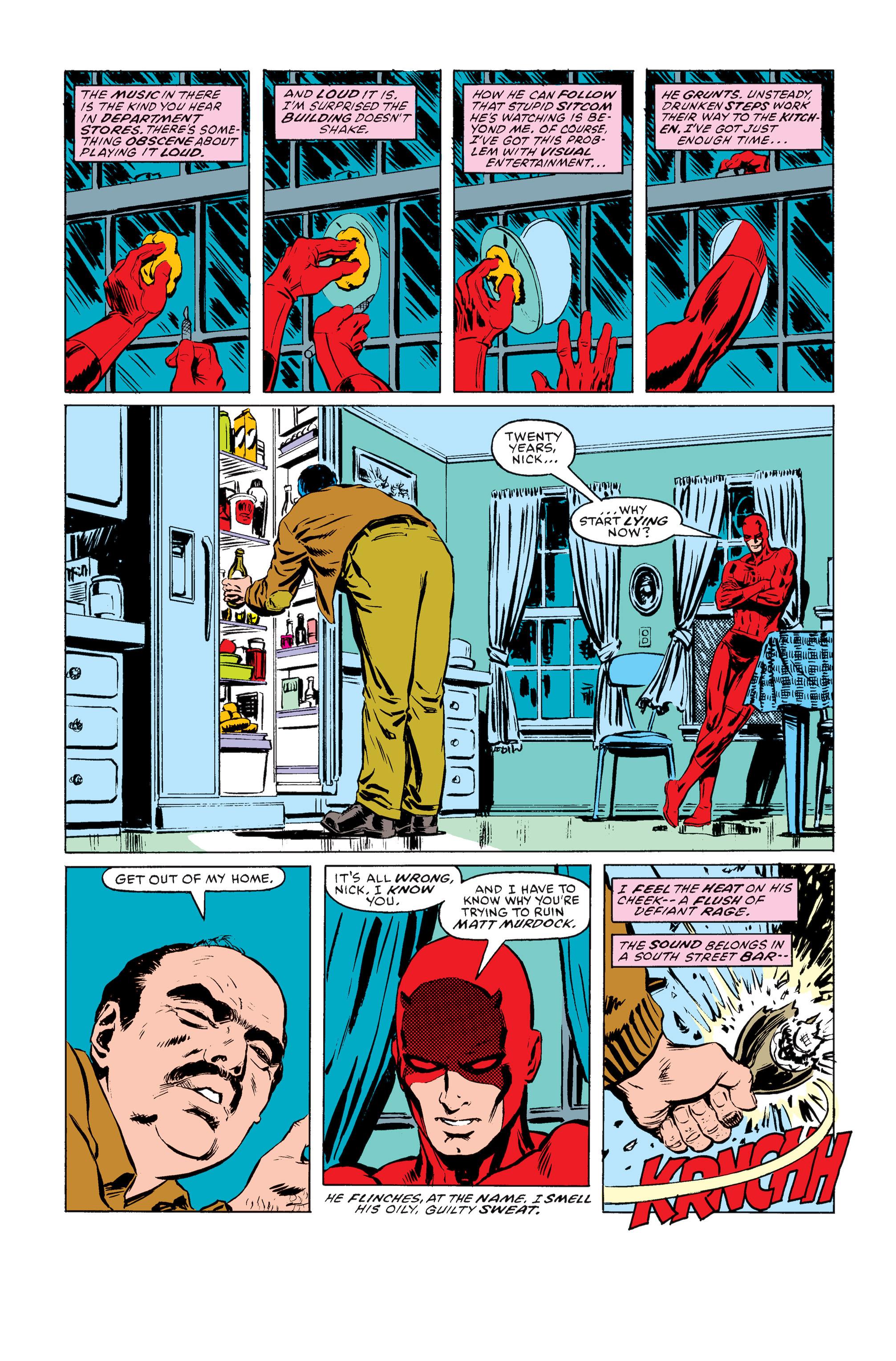 Read online Daredevil: Born Again comic -  Issue # Full - 42