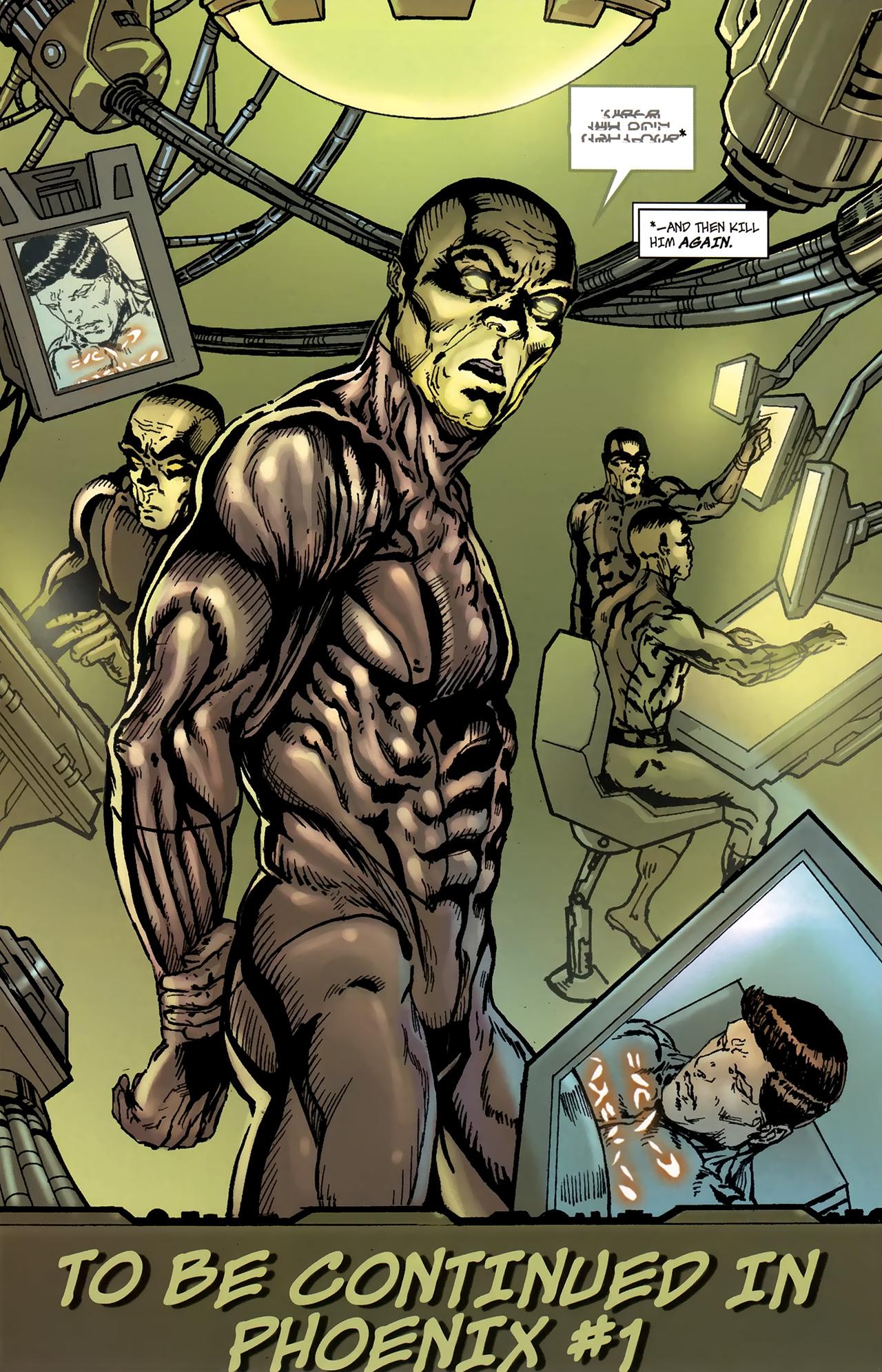 Read online Phoenix comic -  Issue #0 - 15