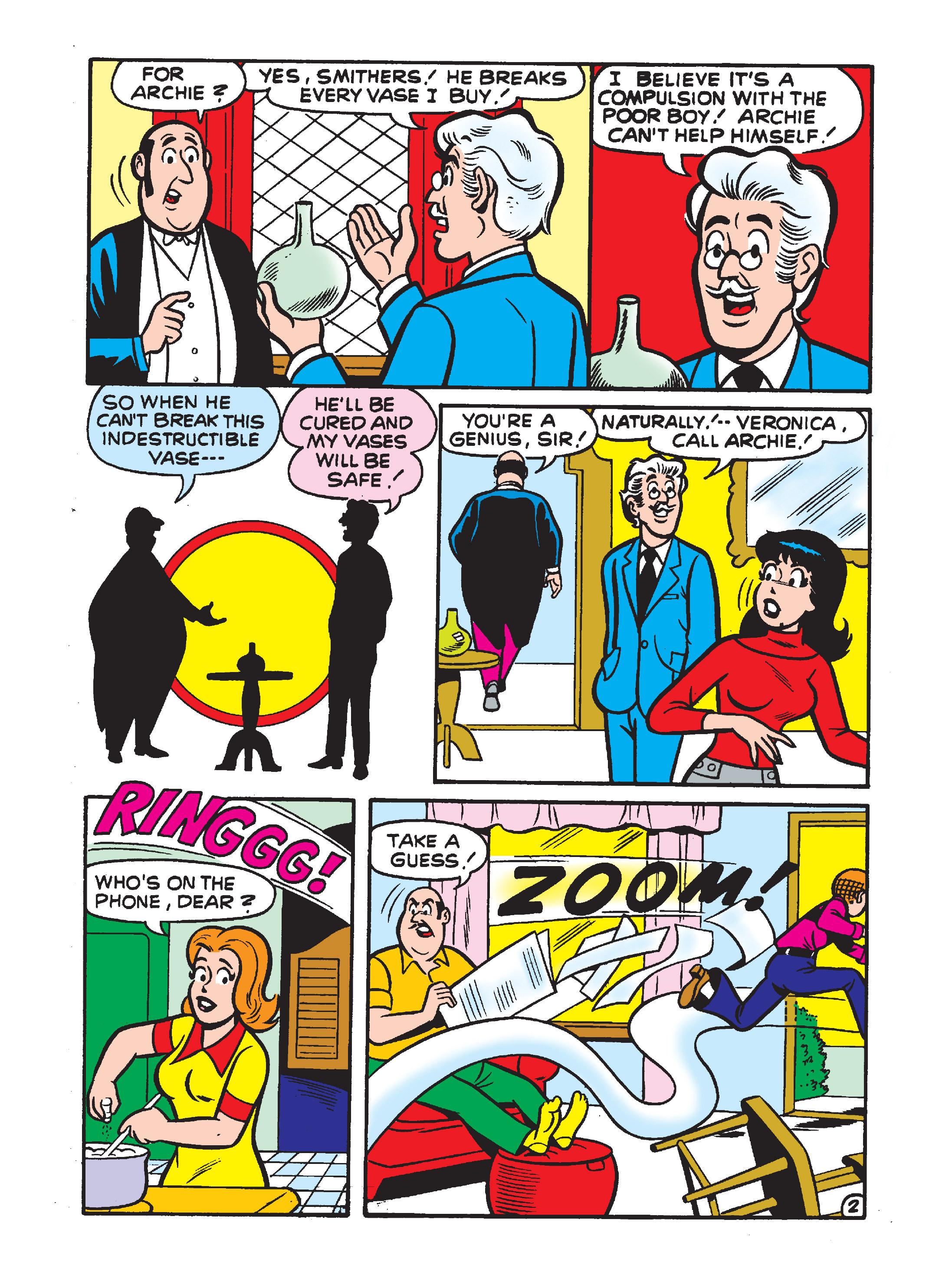 Read online Archie 1000 Page Comics Bonanza comic -  Issue #1 (Part 1) - 96