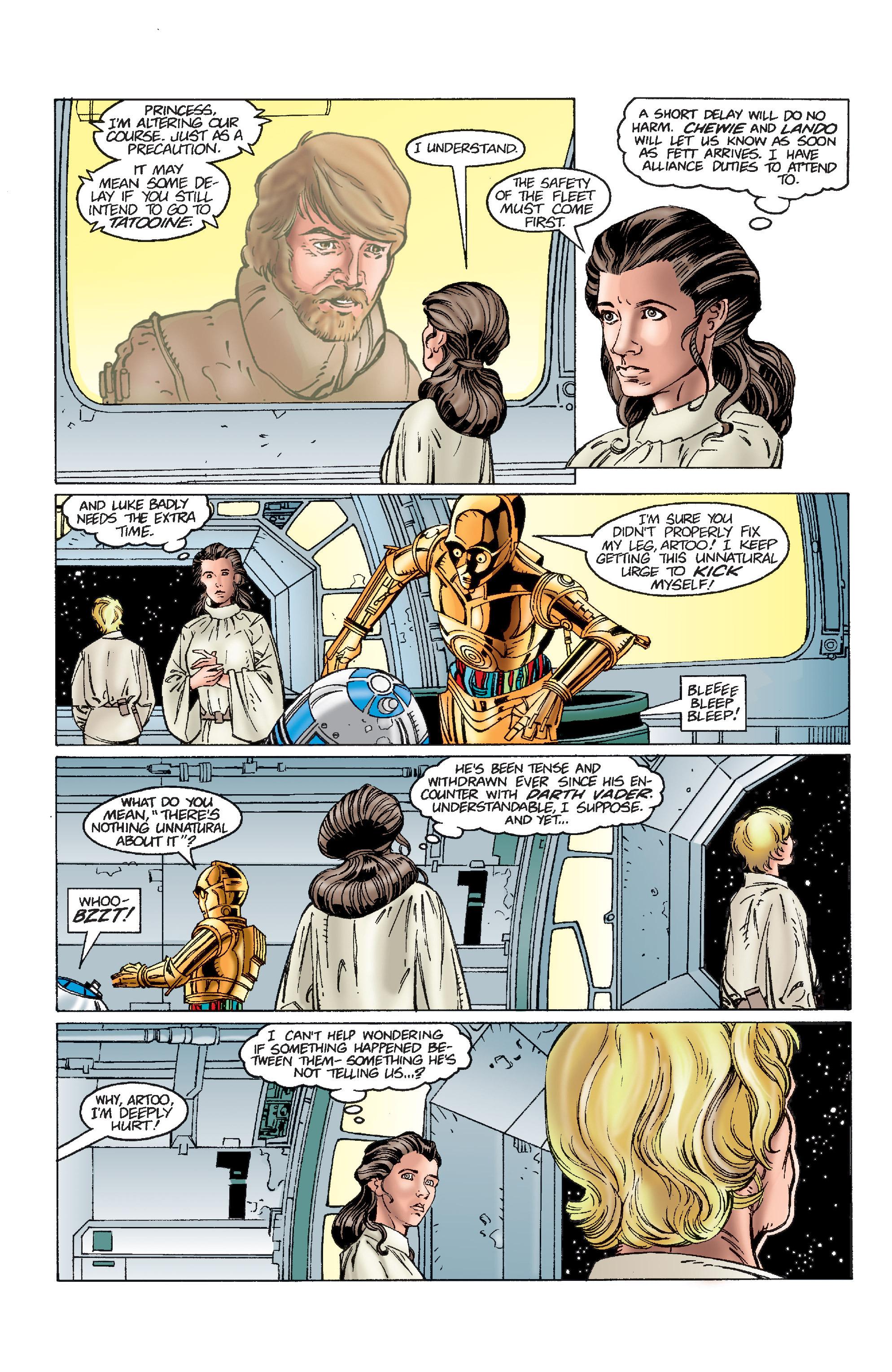 Read online Star Wars Omnibus comic -  Issue # Vol. 11 - 13