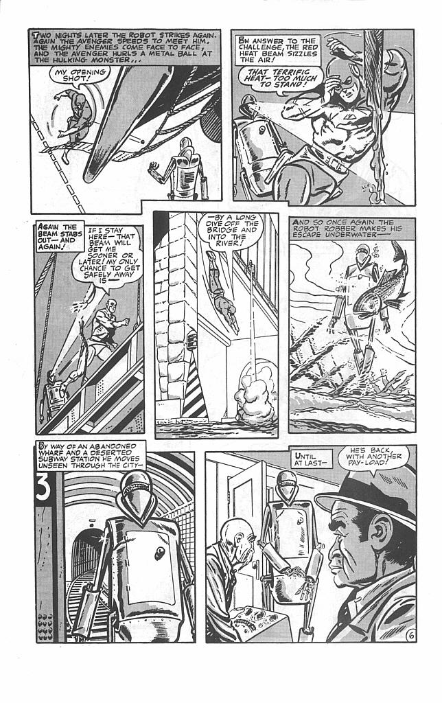 Read online Golden-Age Men of Mystery comic -  Issue #3 - 8