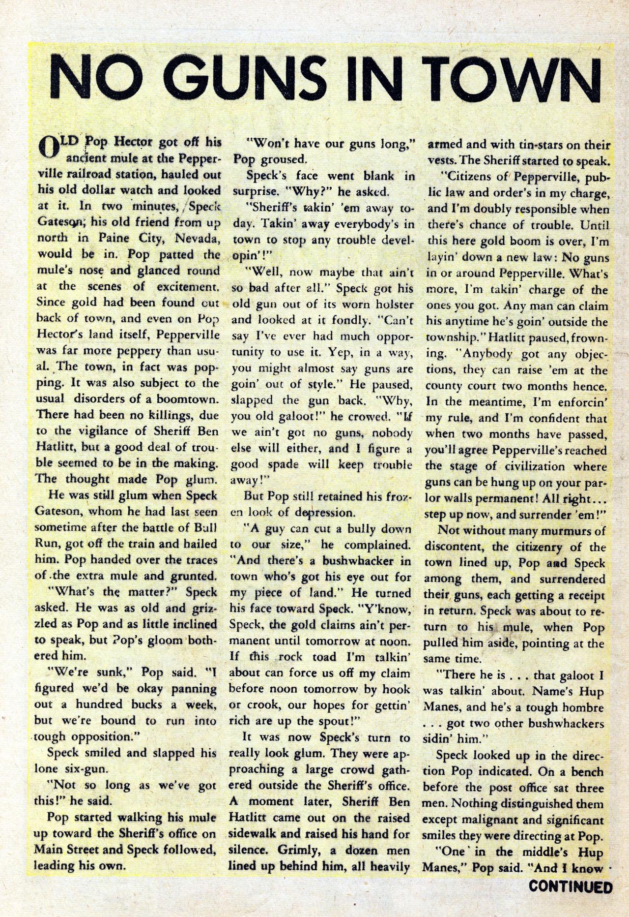 Read online Two-Gun Kid comic -  Issue #60 - 8