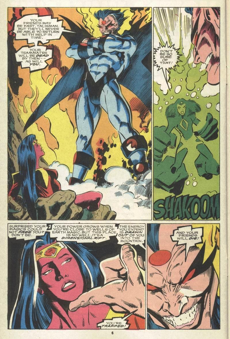 Read online Alpha Flight (1983) comic -  Issue #86 - 5