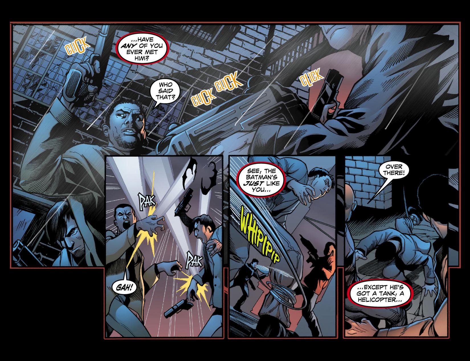 Read online Smallville: Season 11 comic -  Issue #13 - 11