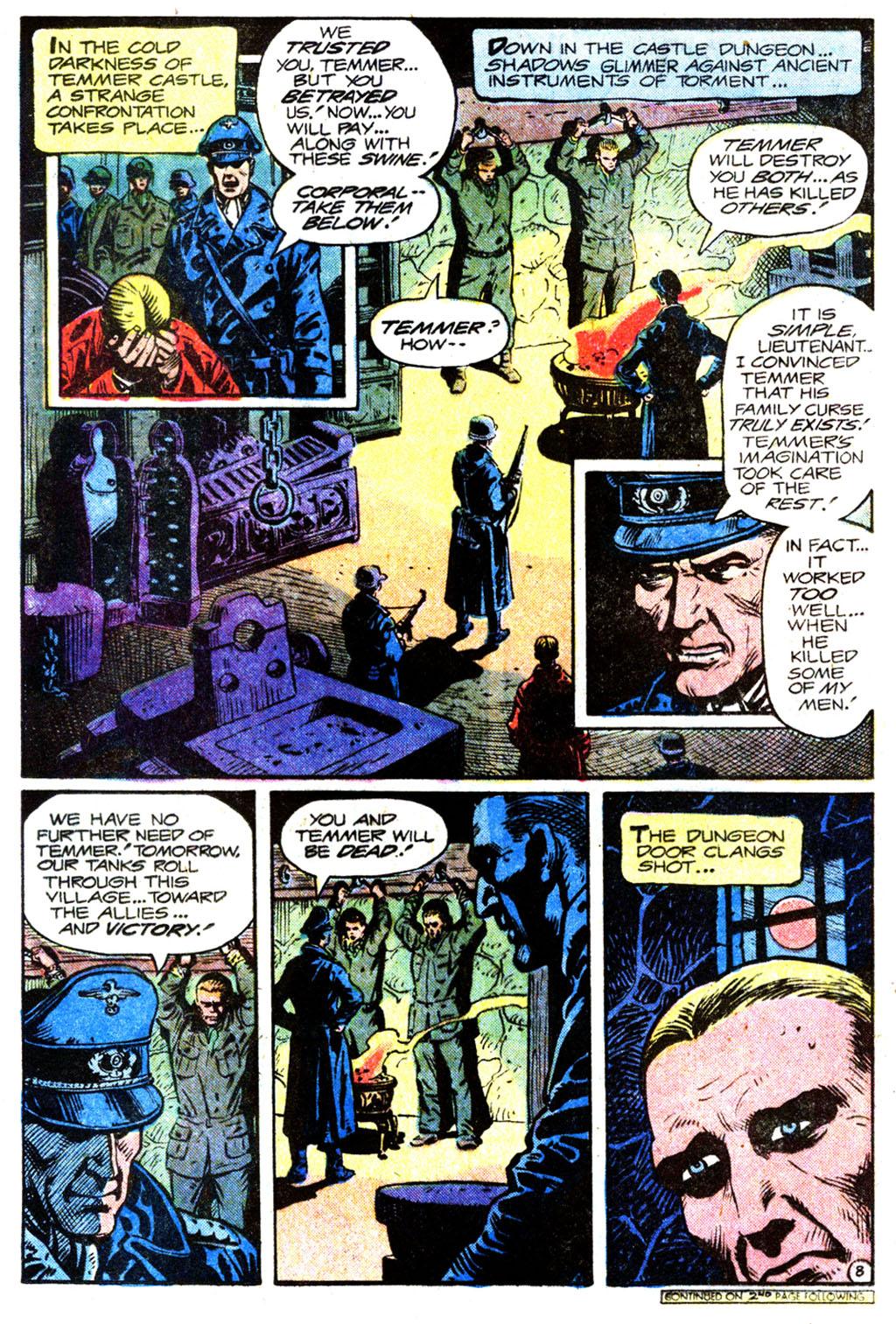 Read online Sgt. Rock comic -  Issue #354 - 8