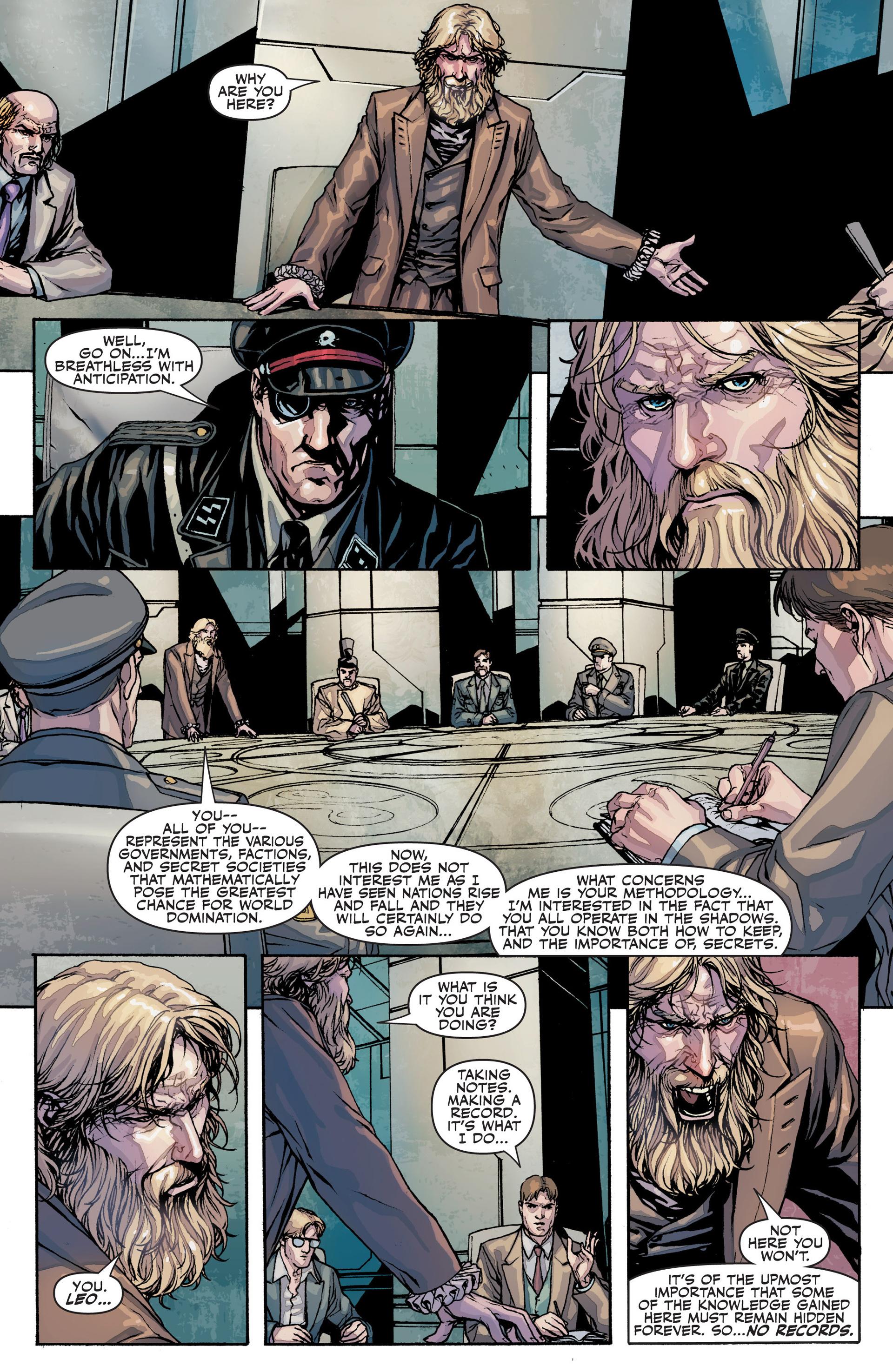 Read online Secret Warriors comic -  Issue #25 - 9