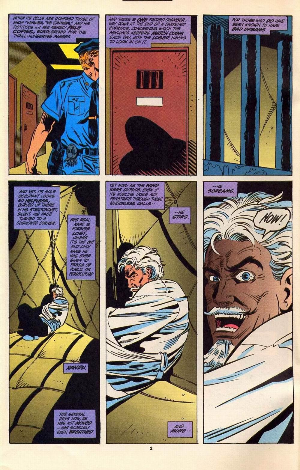 Read online Secret Defenders comic -  Issue #6 - 3