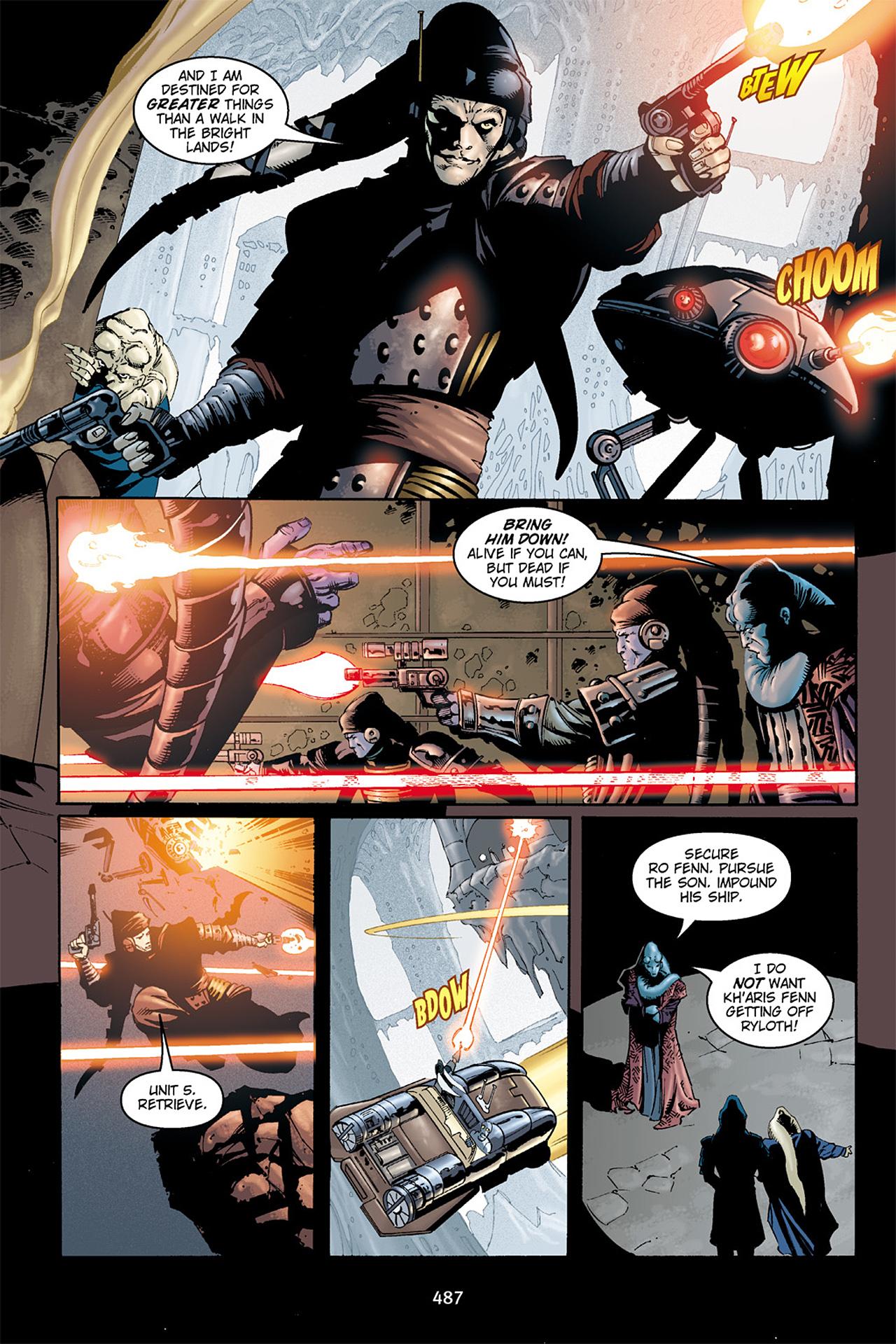 Read online Star Wars Omnibus comic -  Issue # Vol. 15.5 - 204