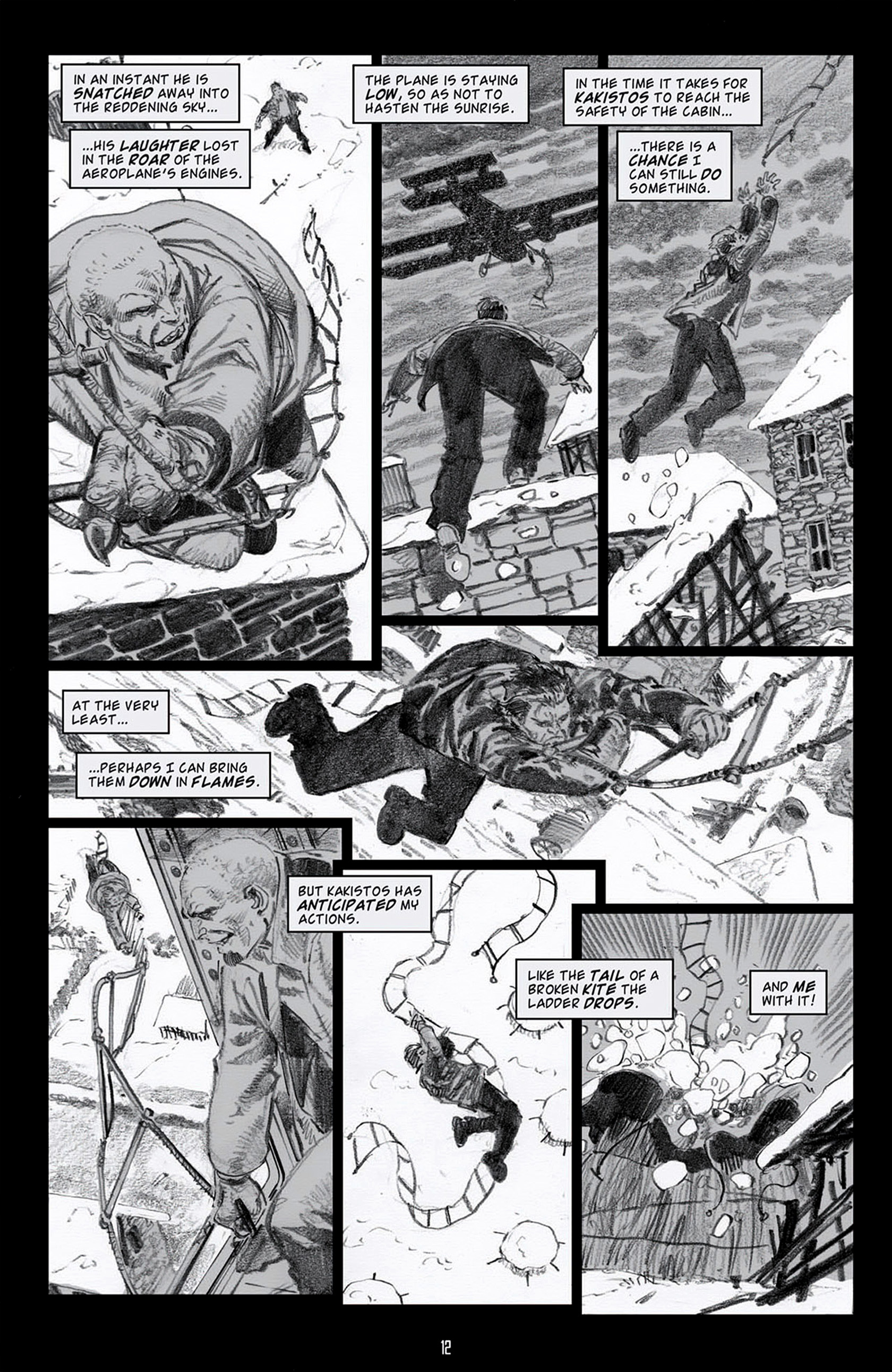 Read online Angel: Blood & Trenches comic -  Issue #4 - 15