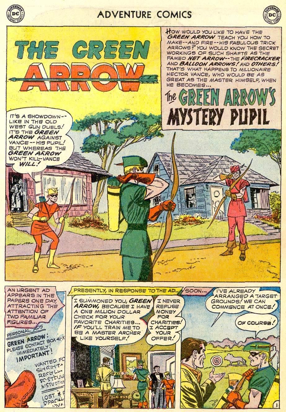 Read online Adventure Comics (1938) comic -  Issue #259 - 26