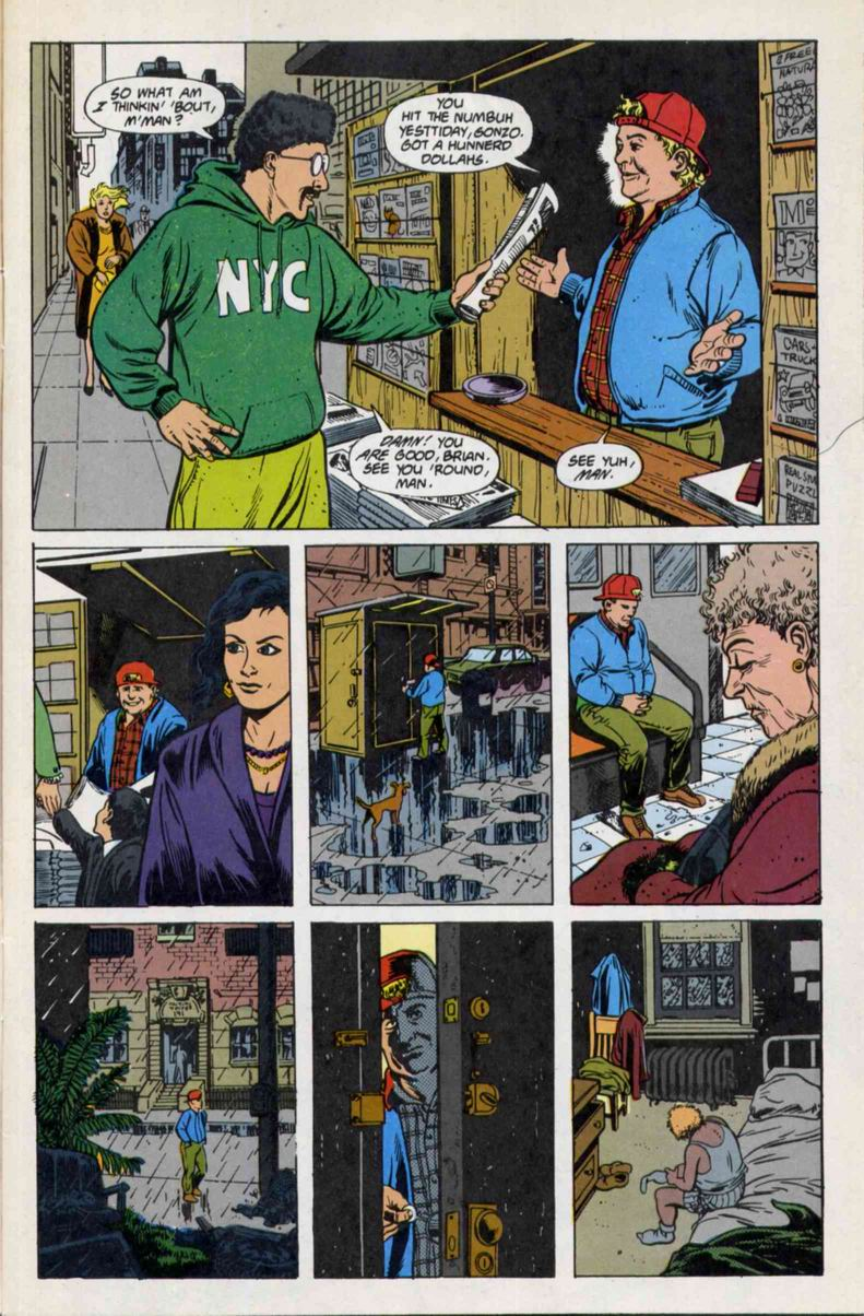 Read online Doctor Zero comic -  Issue #8 - 5