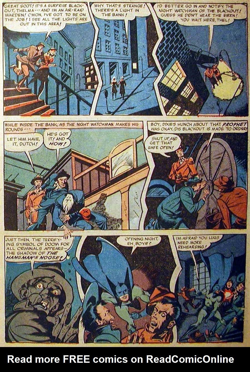 Hangman Comics issue 5 - Page 9