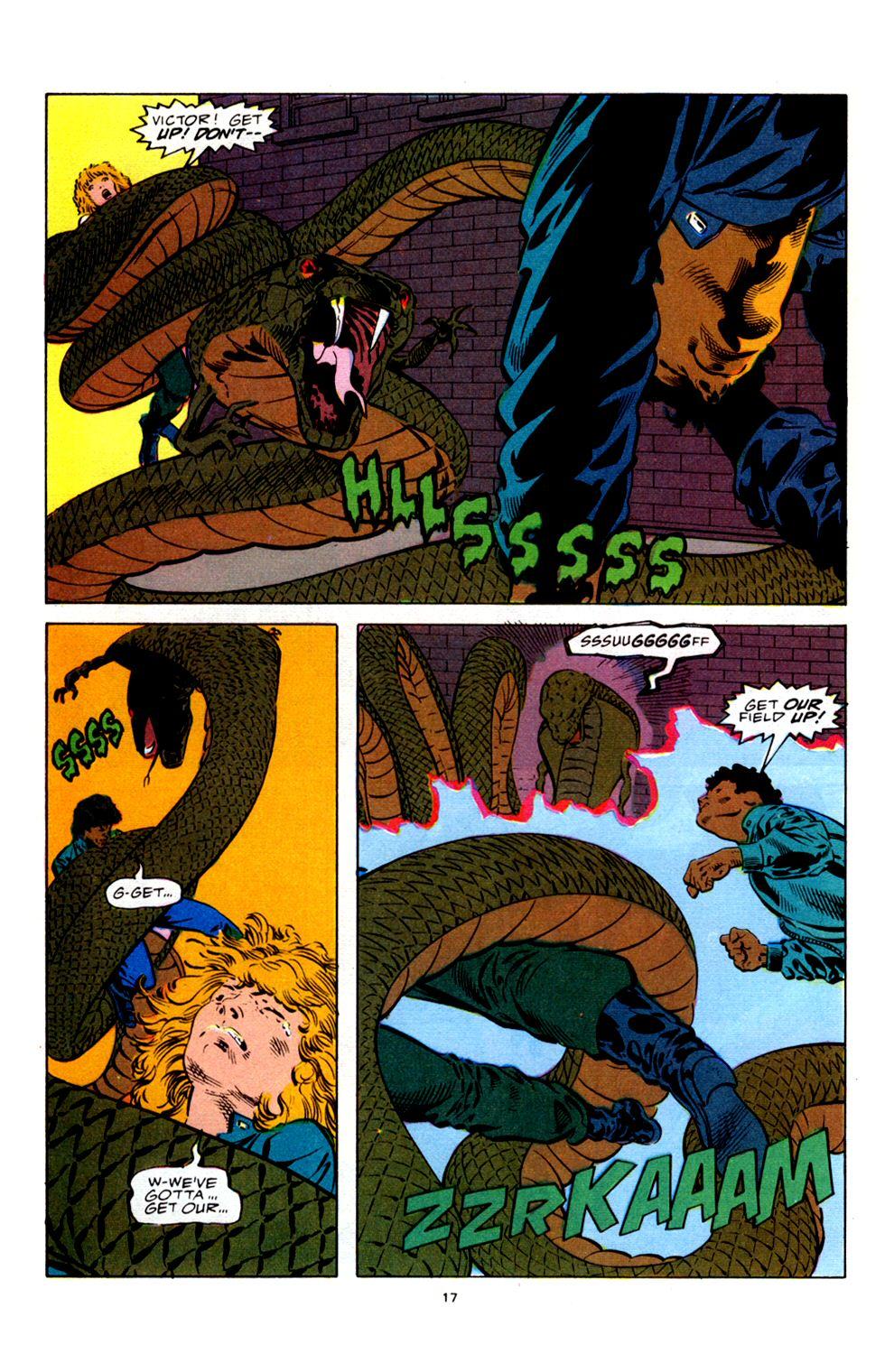 Read online Powerline comic -  Issue #4 - 19