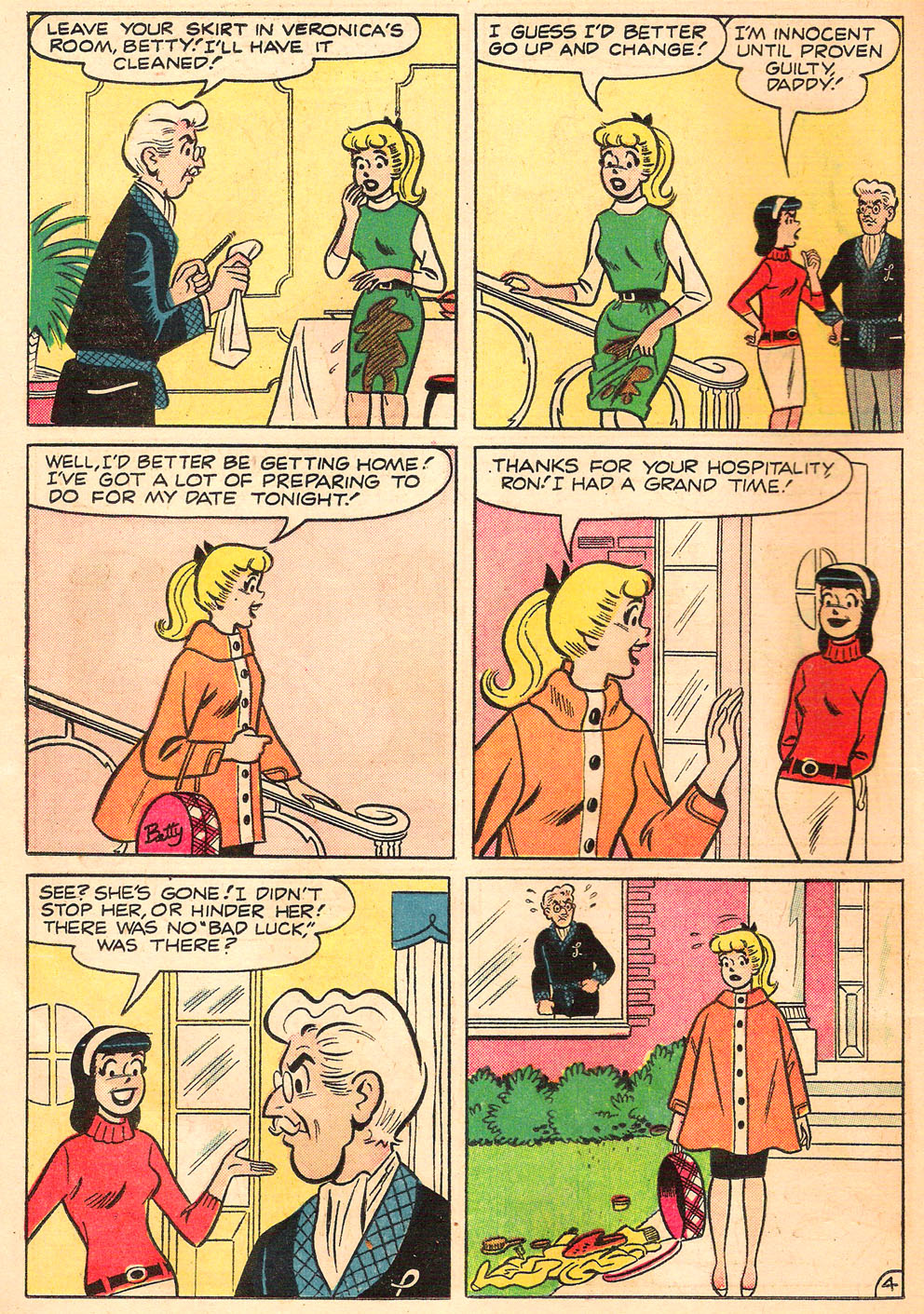 Read online Archie's Girls Betty and Veronica comic -  Issue #98 - 6