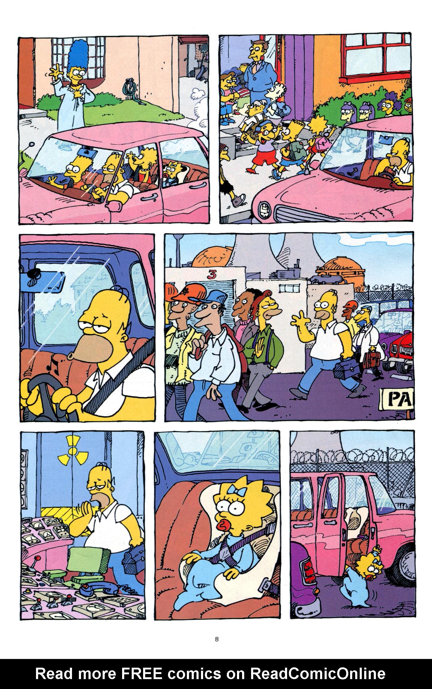 Read online Simpsons Comics Presents Bart Simpson comic -  Issue #66 - 12