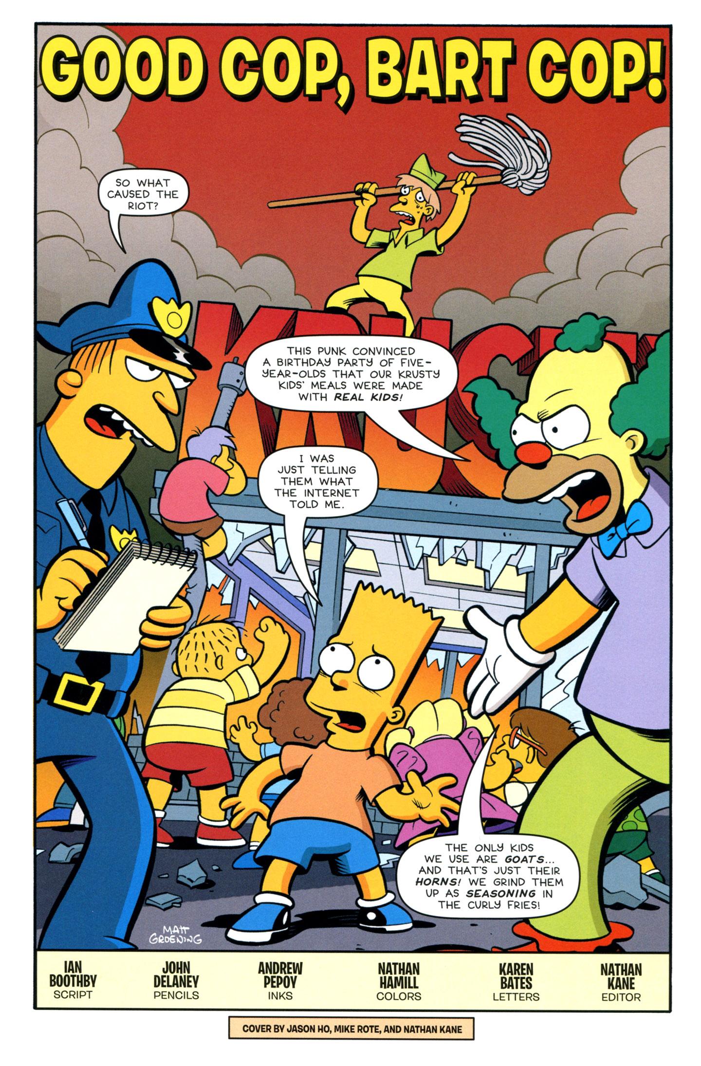 Read online Simpsons Comics Presents Bart Simpson comic -  Issue #77 - 3