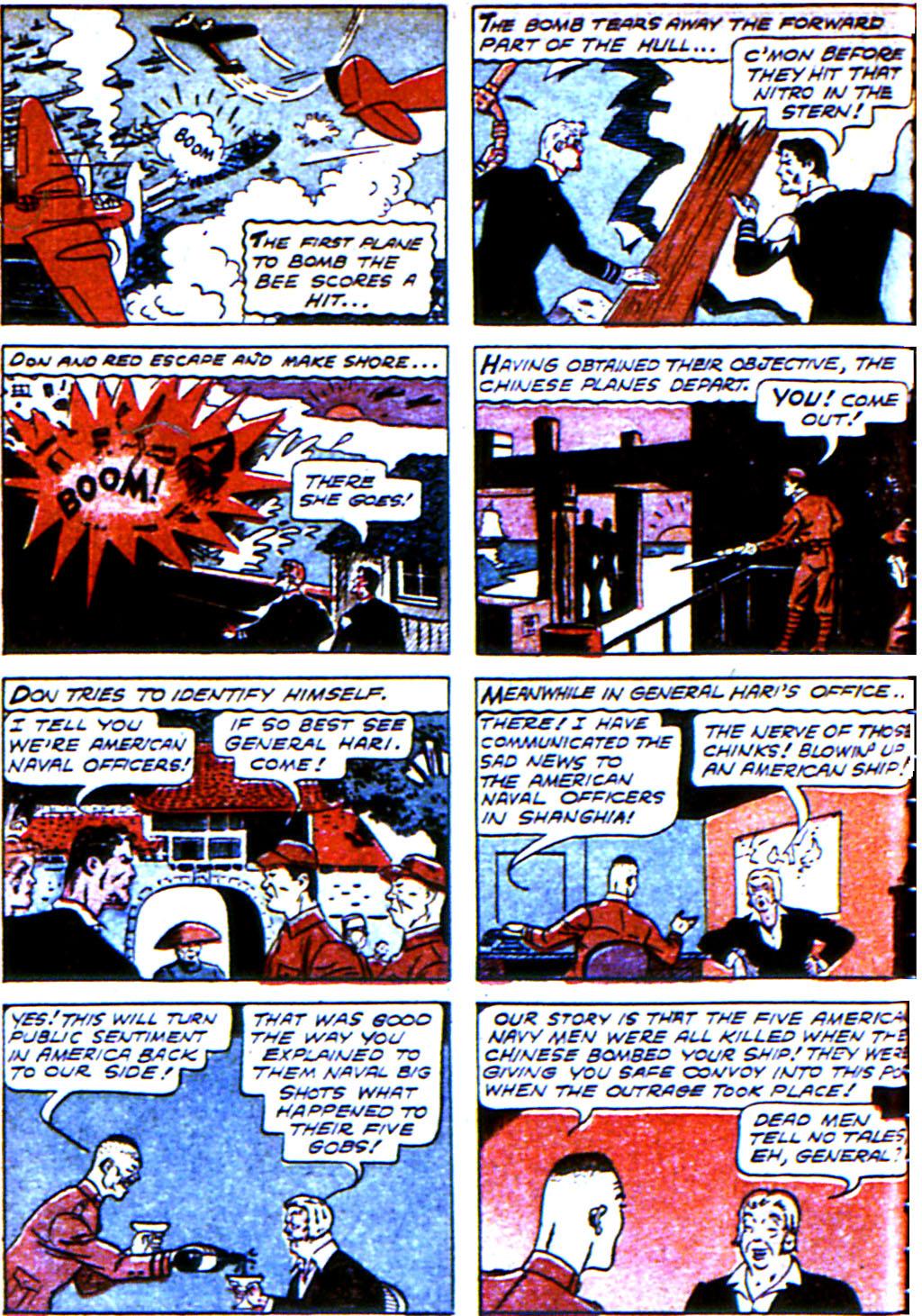 Read online Adventure Comics (1938) comic -  Issue #45 - 58