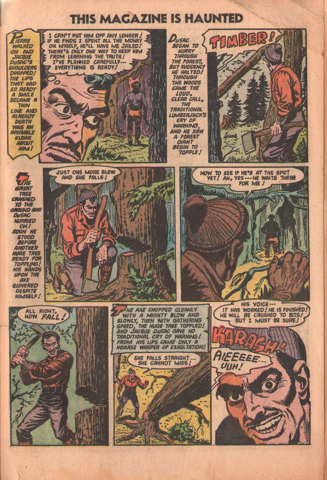 Read online This Magazine Is Haunted comic -  Issue #15 - 31