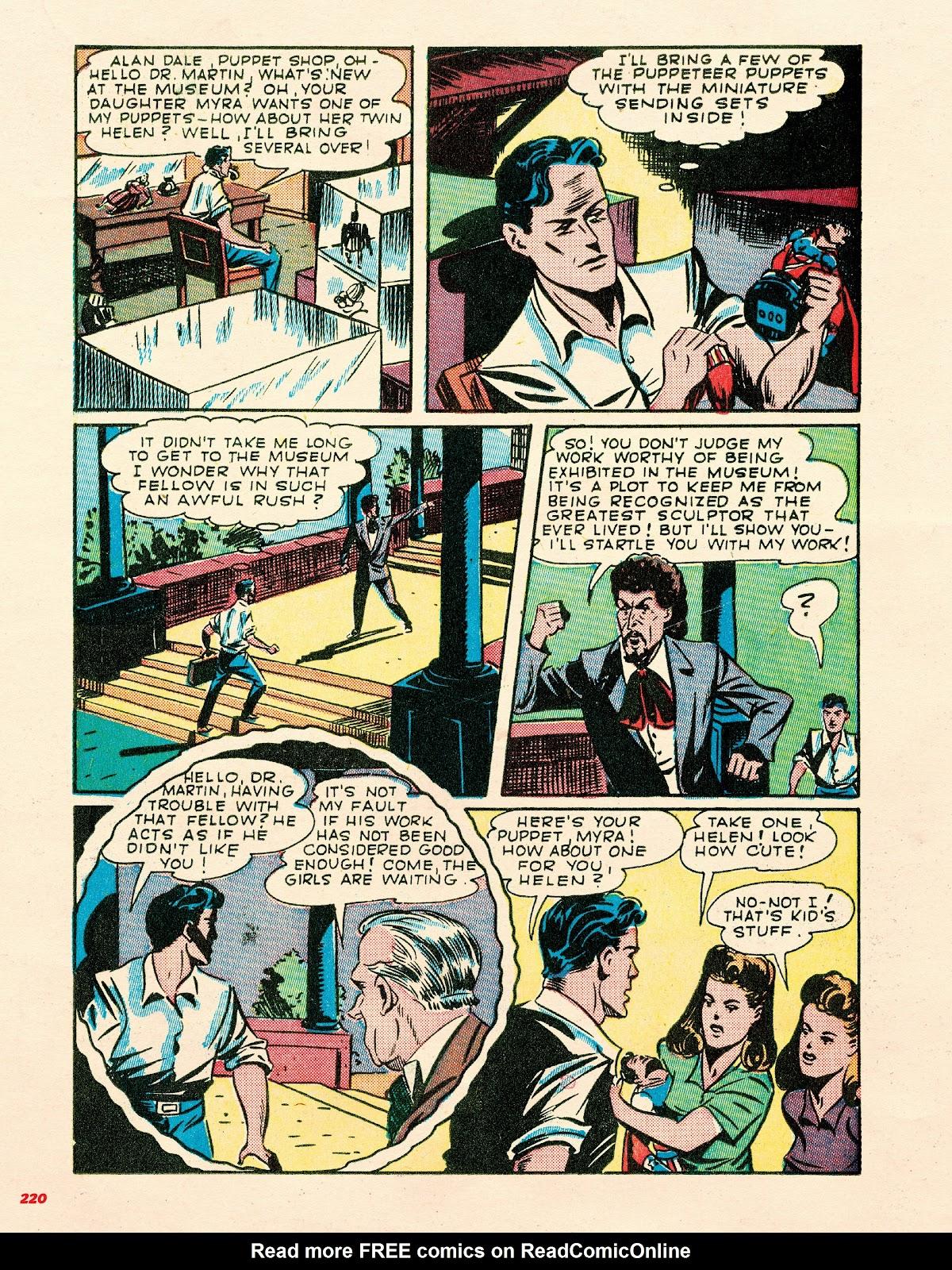 Read online Super Weird Heroes comic -  Issue # TPB 2 (Part 3) - 20