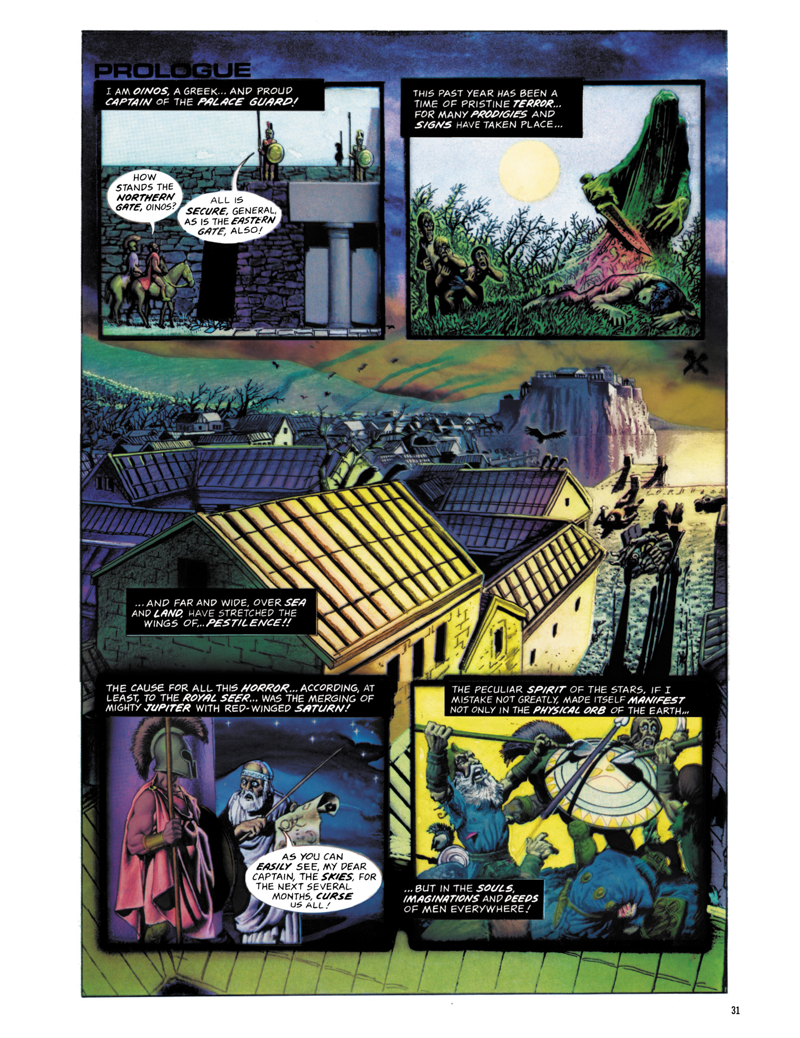 Read online Eerie Archives comic -  Issue # TPB 18 - 32