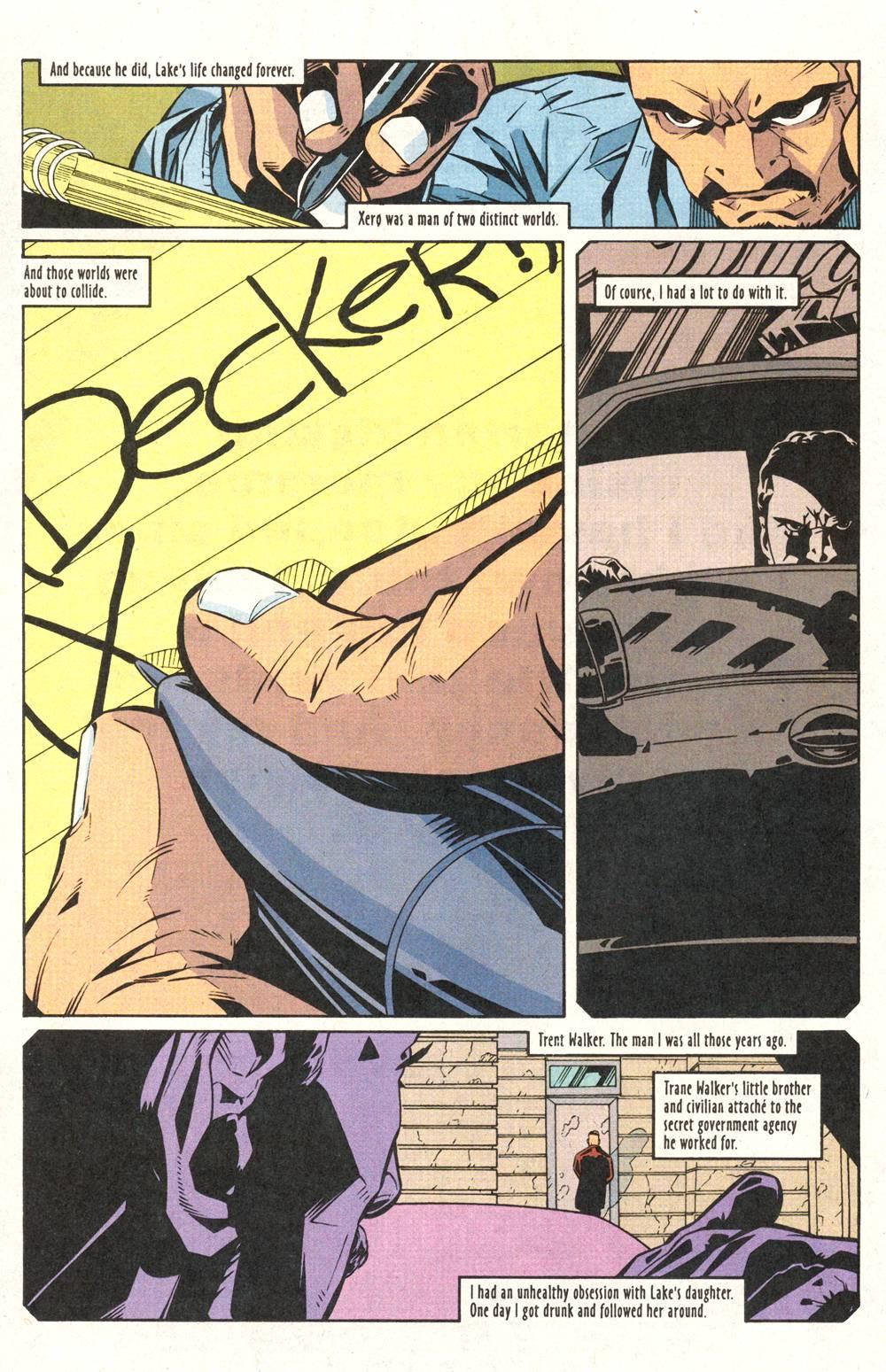Read online Xero comic -  Issue #6 - 15