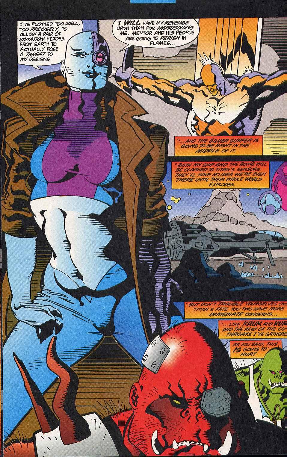 Read online Secret Defenders comic -  Issue #10 - 5