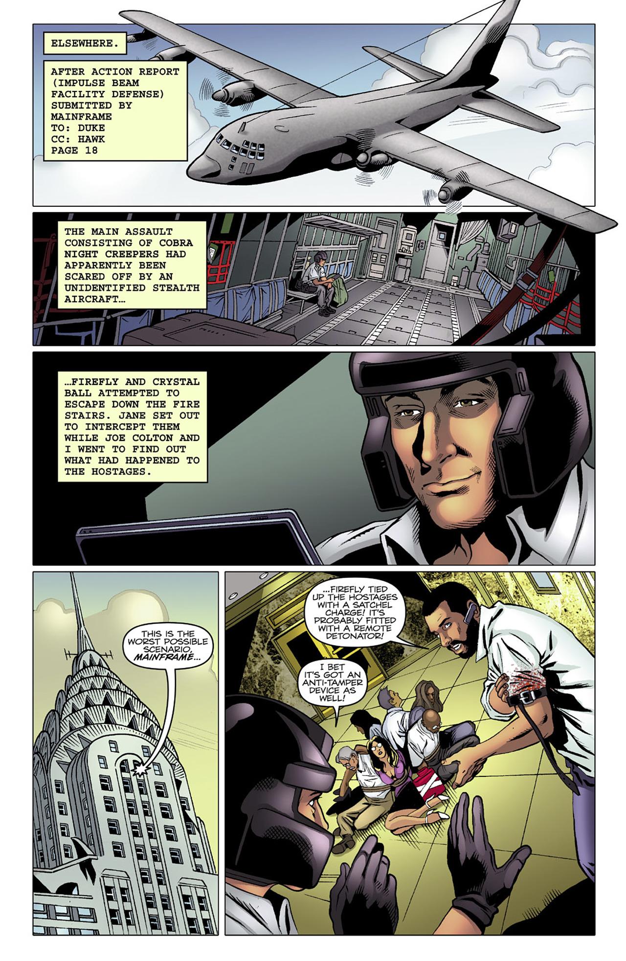 G.I. Joe: A Real American Hero 170 Page 9