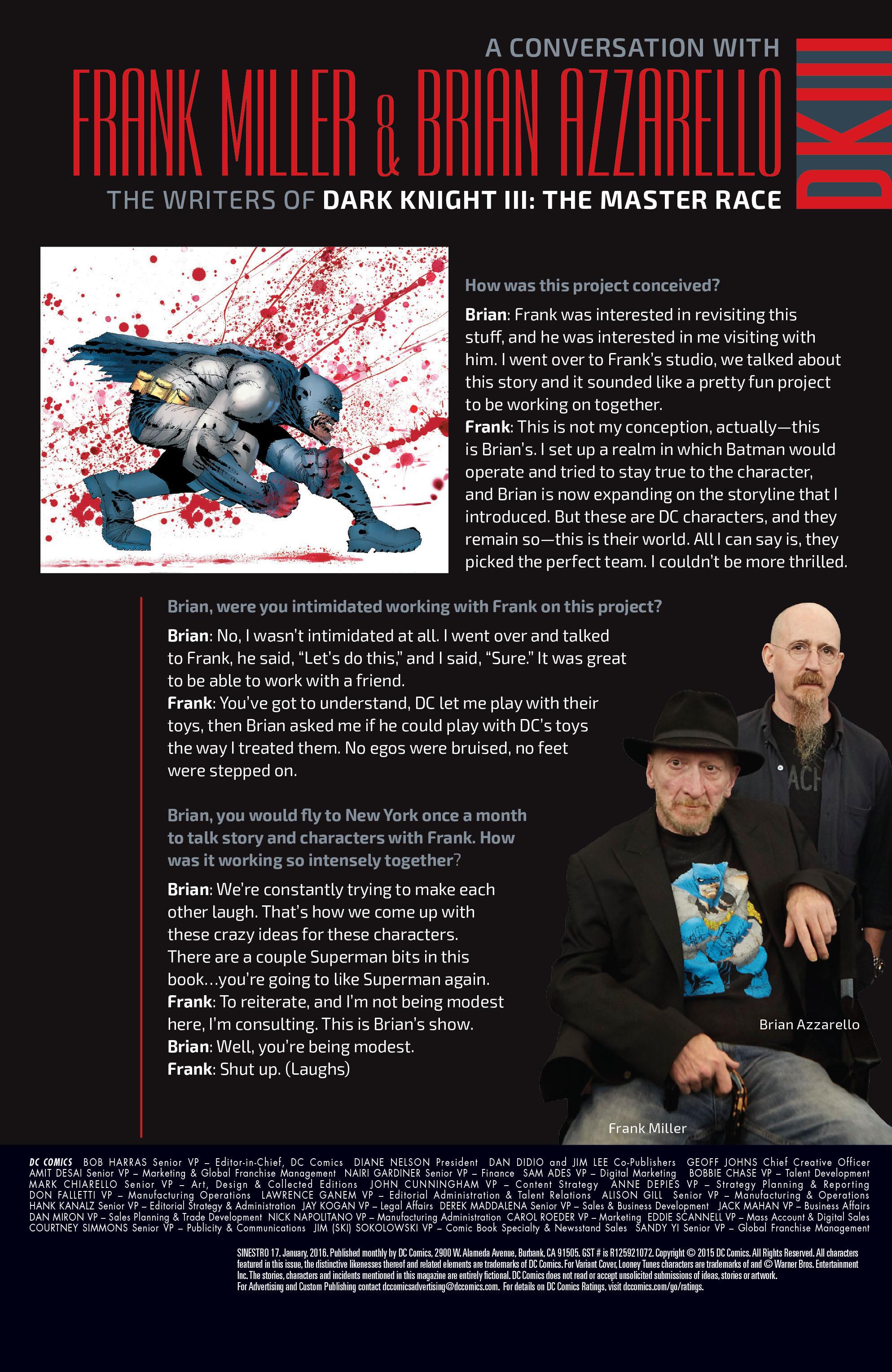 Read online Sinestro comic -  Issue #17 - 24