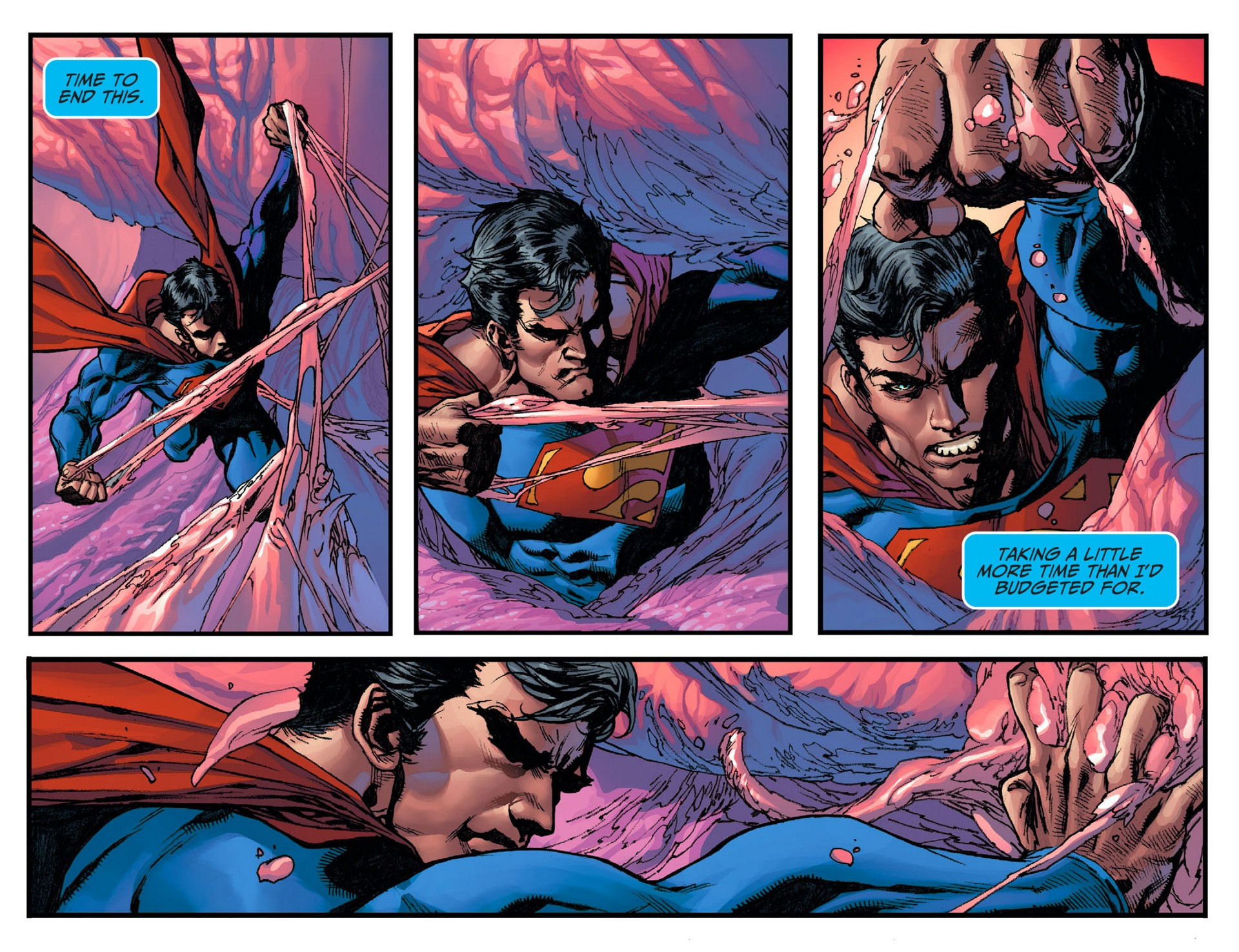 Read online Adventures of Superman [I] comic -  Issue #7 - 15