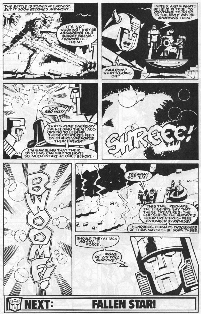 The Transformers (UK) 247 Page 11