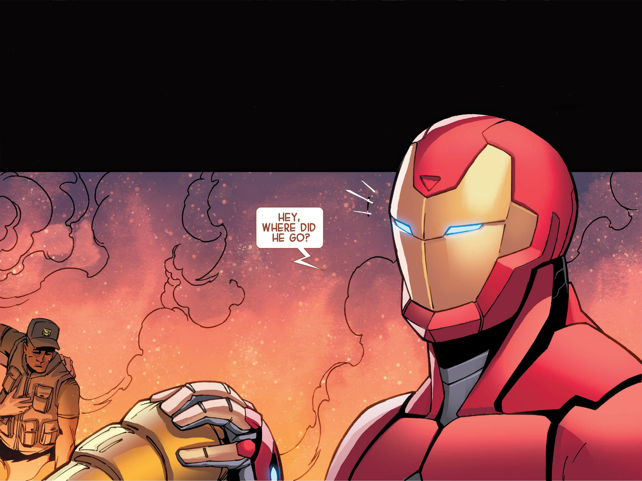 Read online A Year Of Marvels: June Infinite Comic comic -  Issue #A Year Of Marvels: June Infinite Comic Full - 39